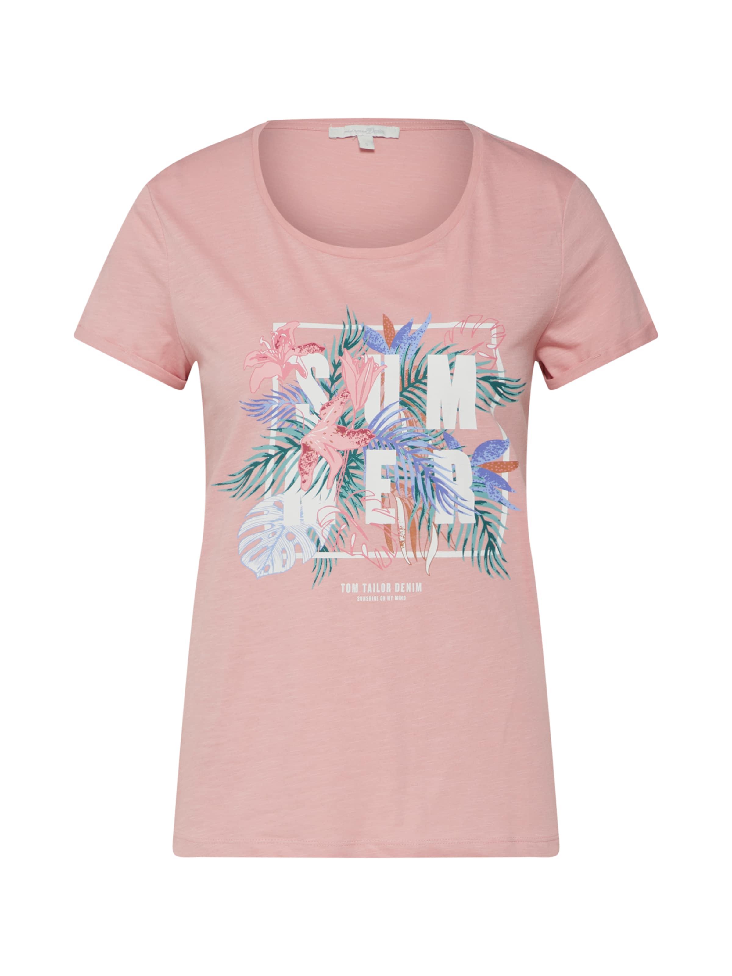 Menthe Denim En T shirt Tailor Tom H2DE9YWI
