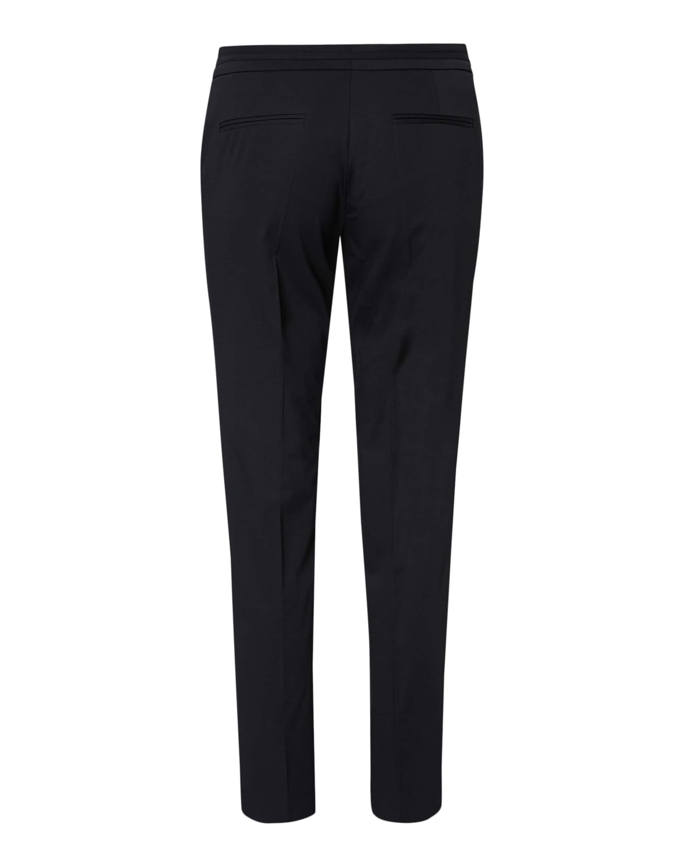 Pantalon 'hedy' À Plis En Noir Moreamp; 0wPN8nOXkZ