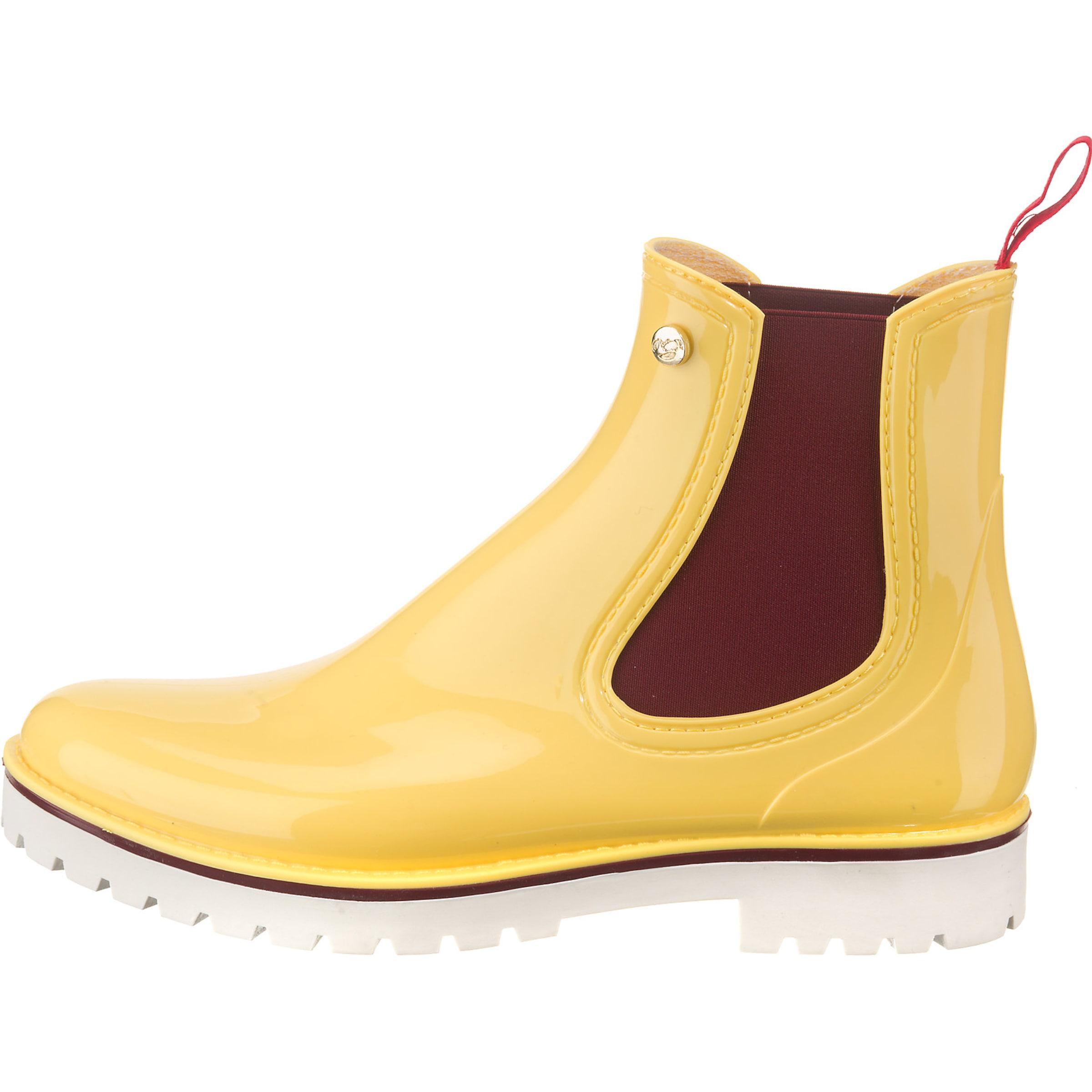 In Sylt Gelb Chelsea Boots Gosch wOPuTXikZ