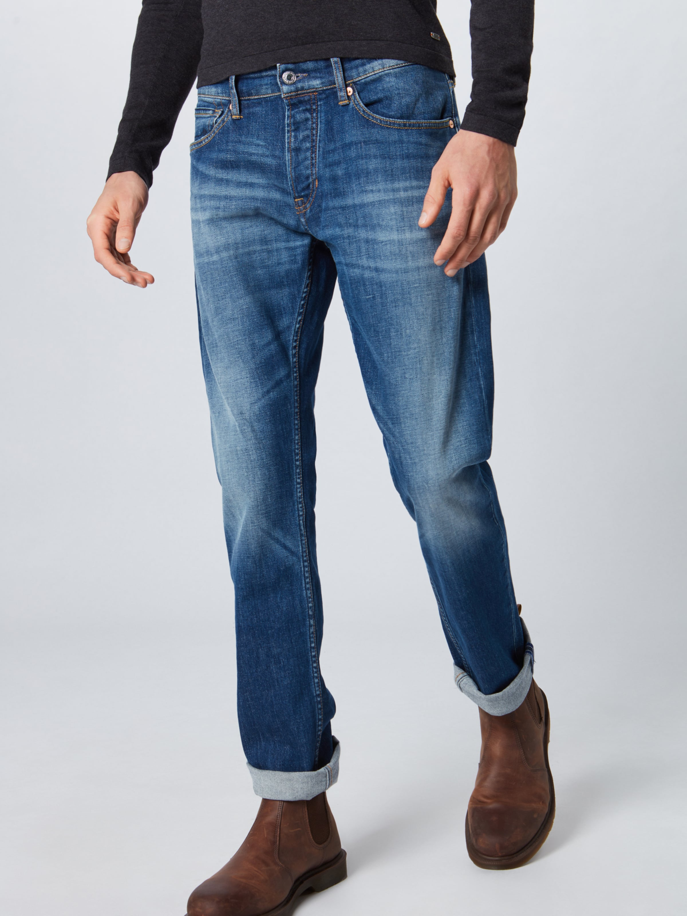 Kings Bleu En 'ryan' Denim Jean Indigo Of L3jAR54