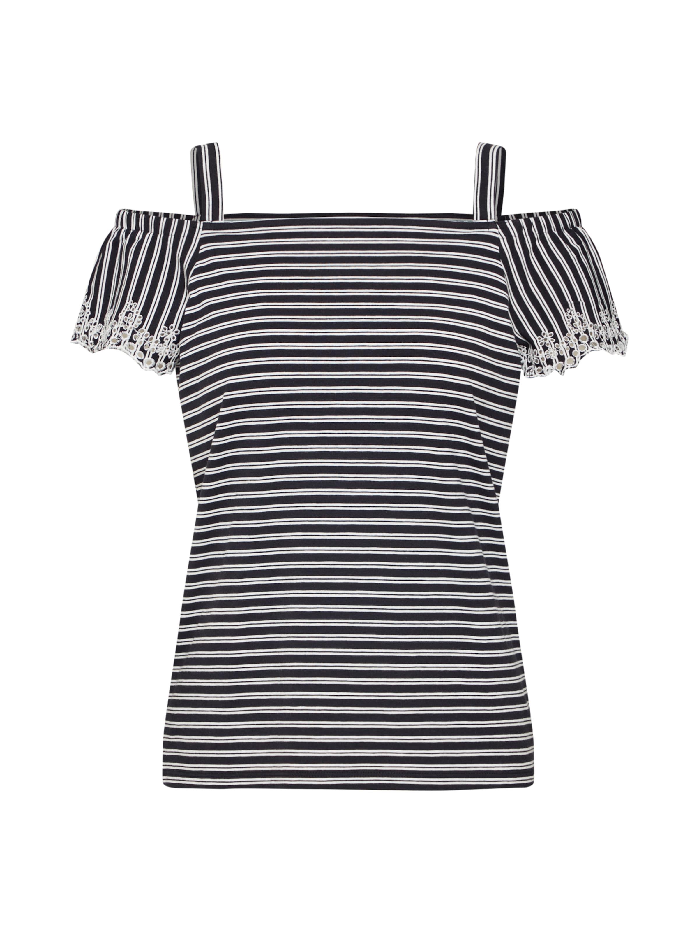 En Tee' Noir 'carmen shirt T Esprit yv8nNOwm0