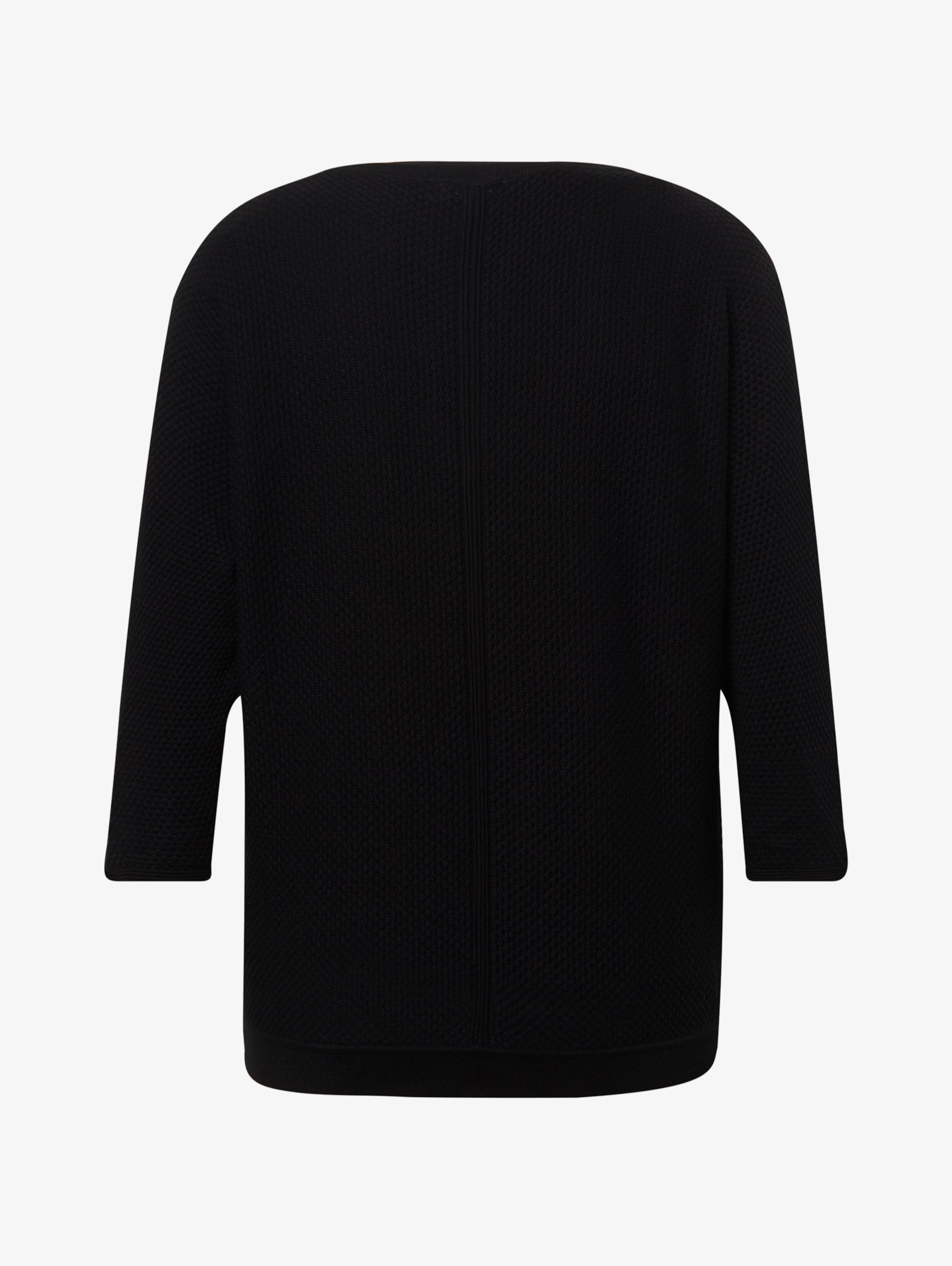 Tom Tom Pullover Pullover Tailor Tom Tailor Pullover In Schwarz Schwarz Tailor In 3uK1JTlFc