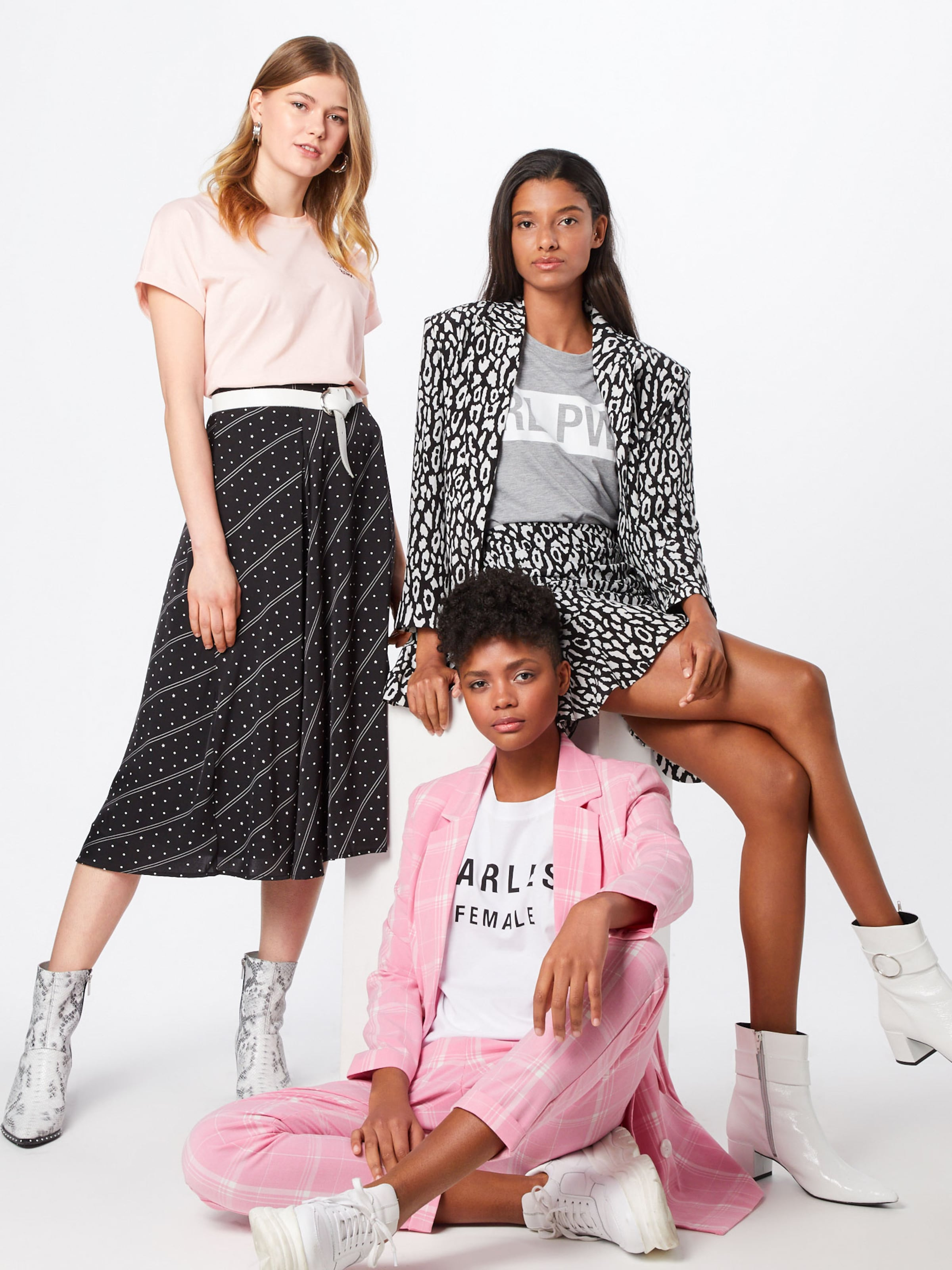 About shirt En Rosé You Pwr X T 'nela' Grl 4jA5LR