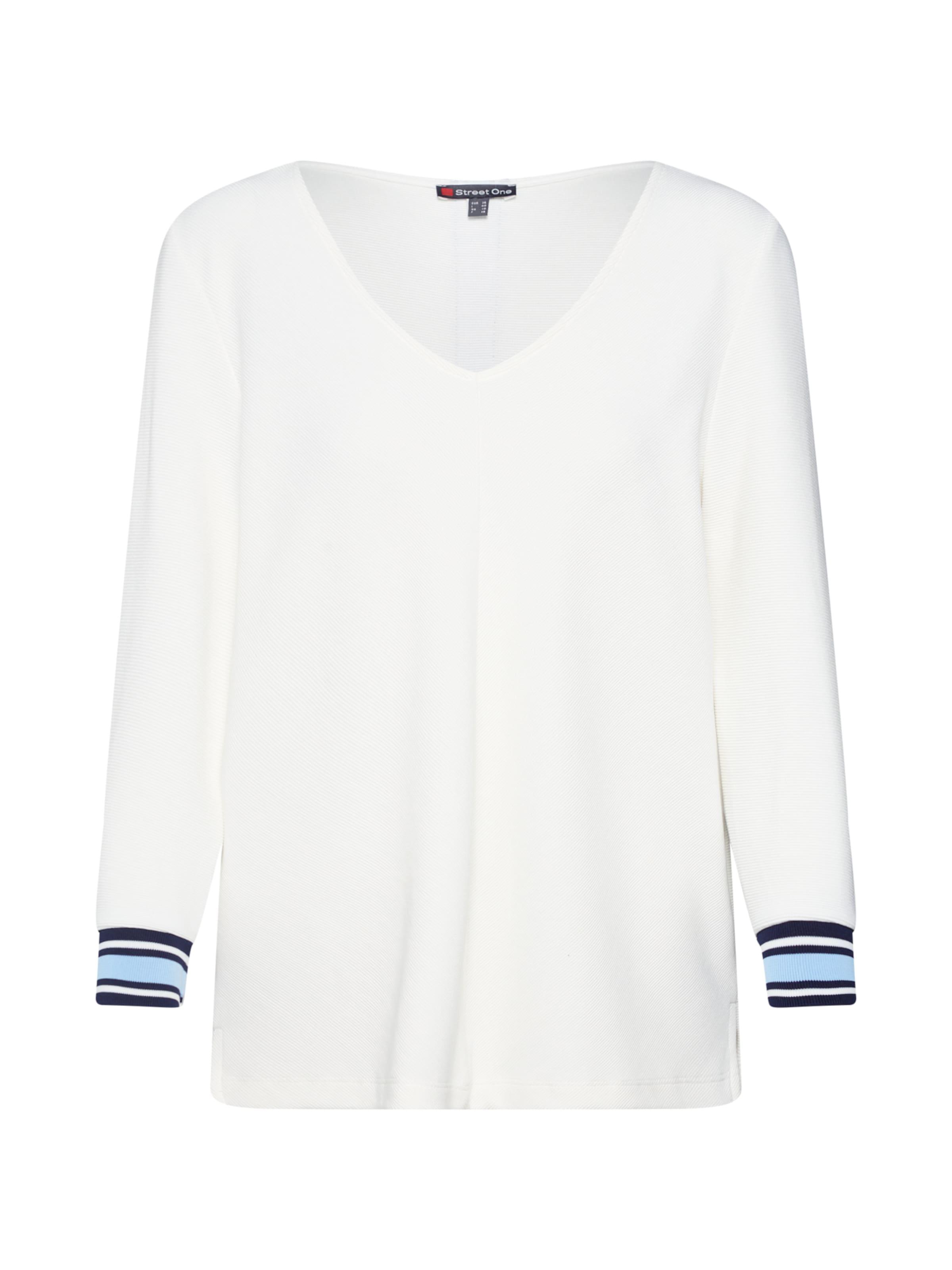 En T Blanc shirt Street One Cassé w0vN8ymnO