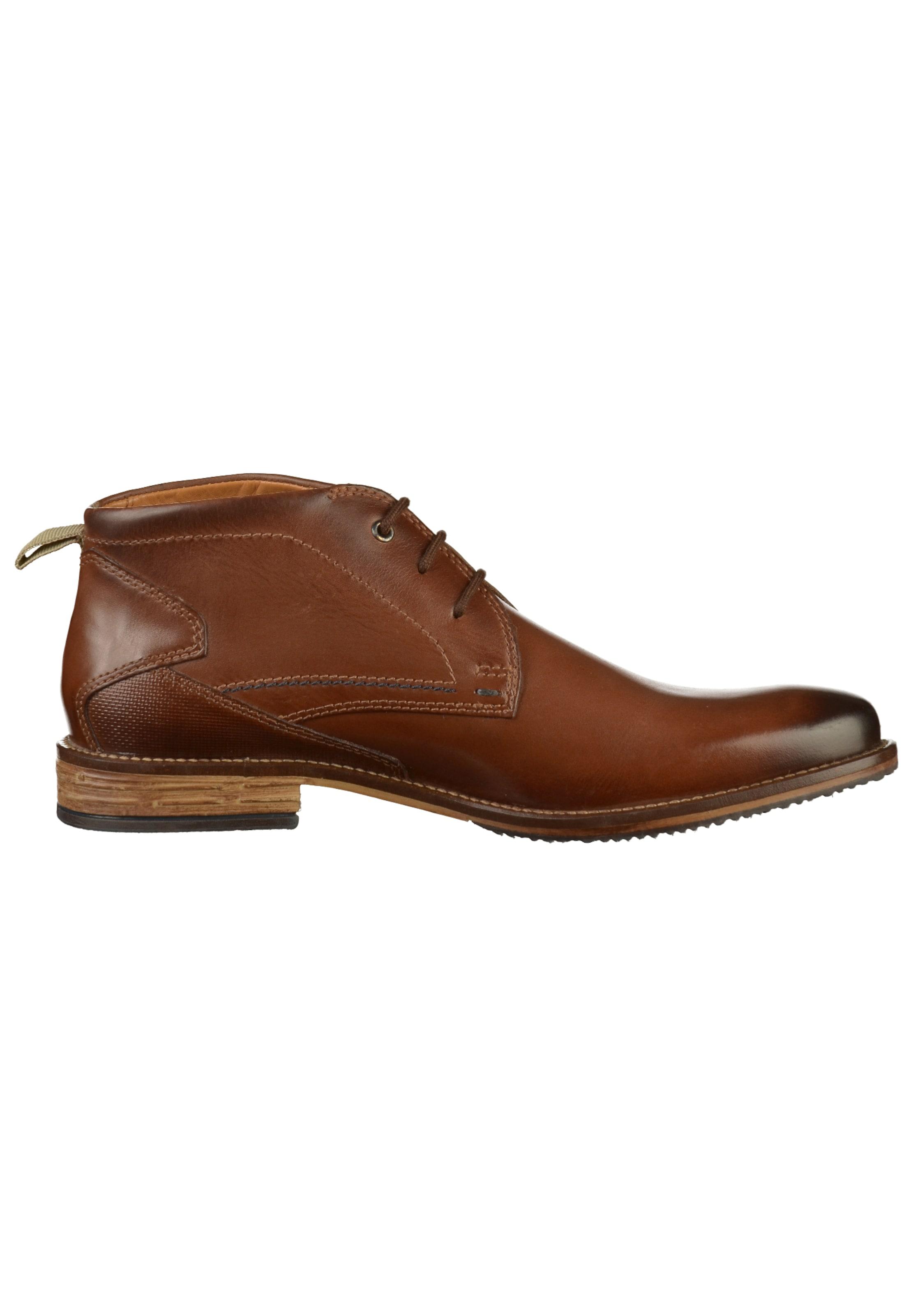 En Lacets Chaussure Men À Fretz Marron H9E2WID