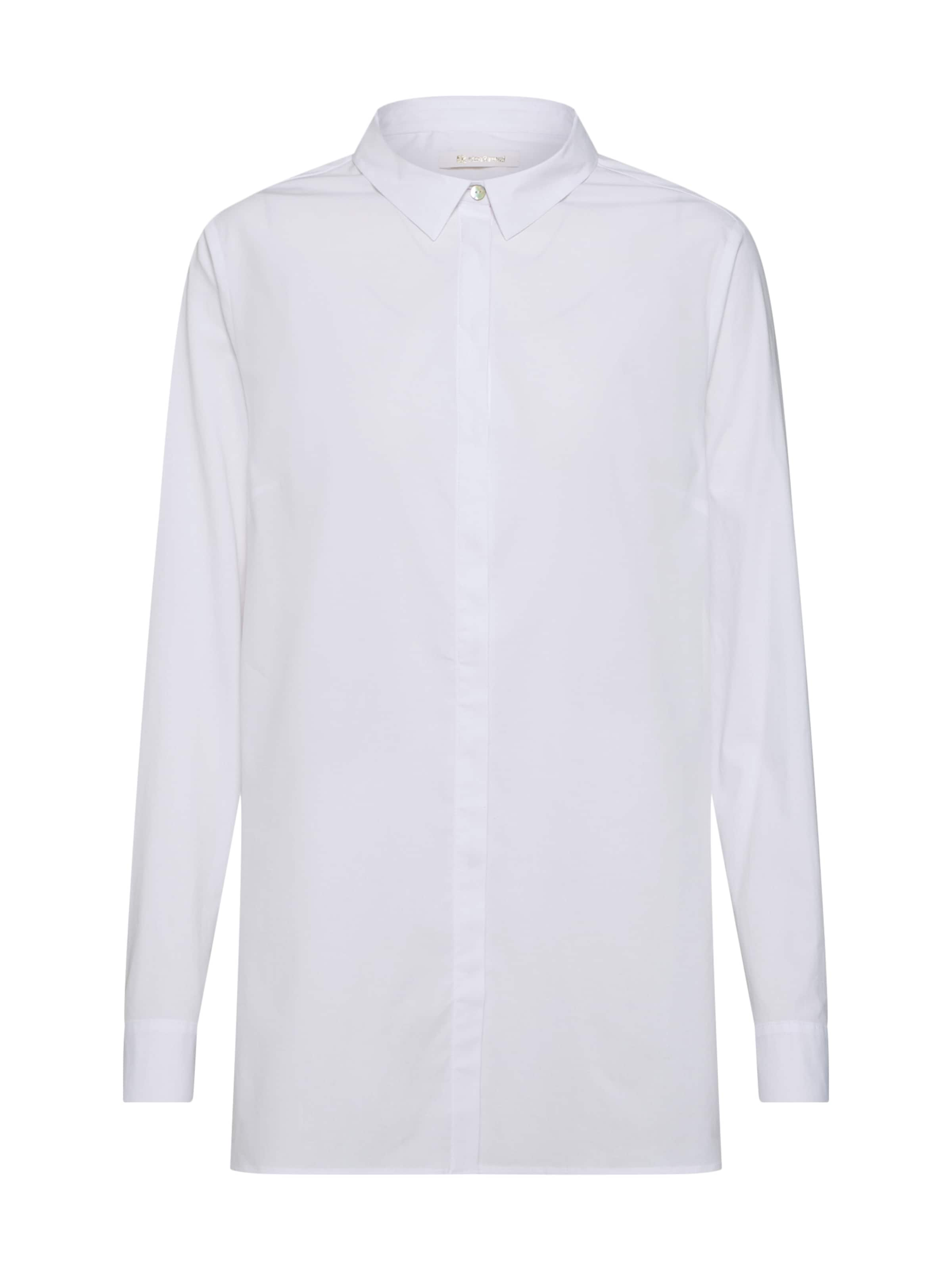 Richamp; 'long Blouse' En Chemisier Royal Blanc rCxBoed