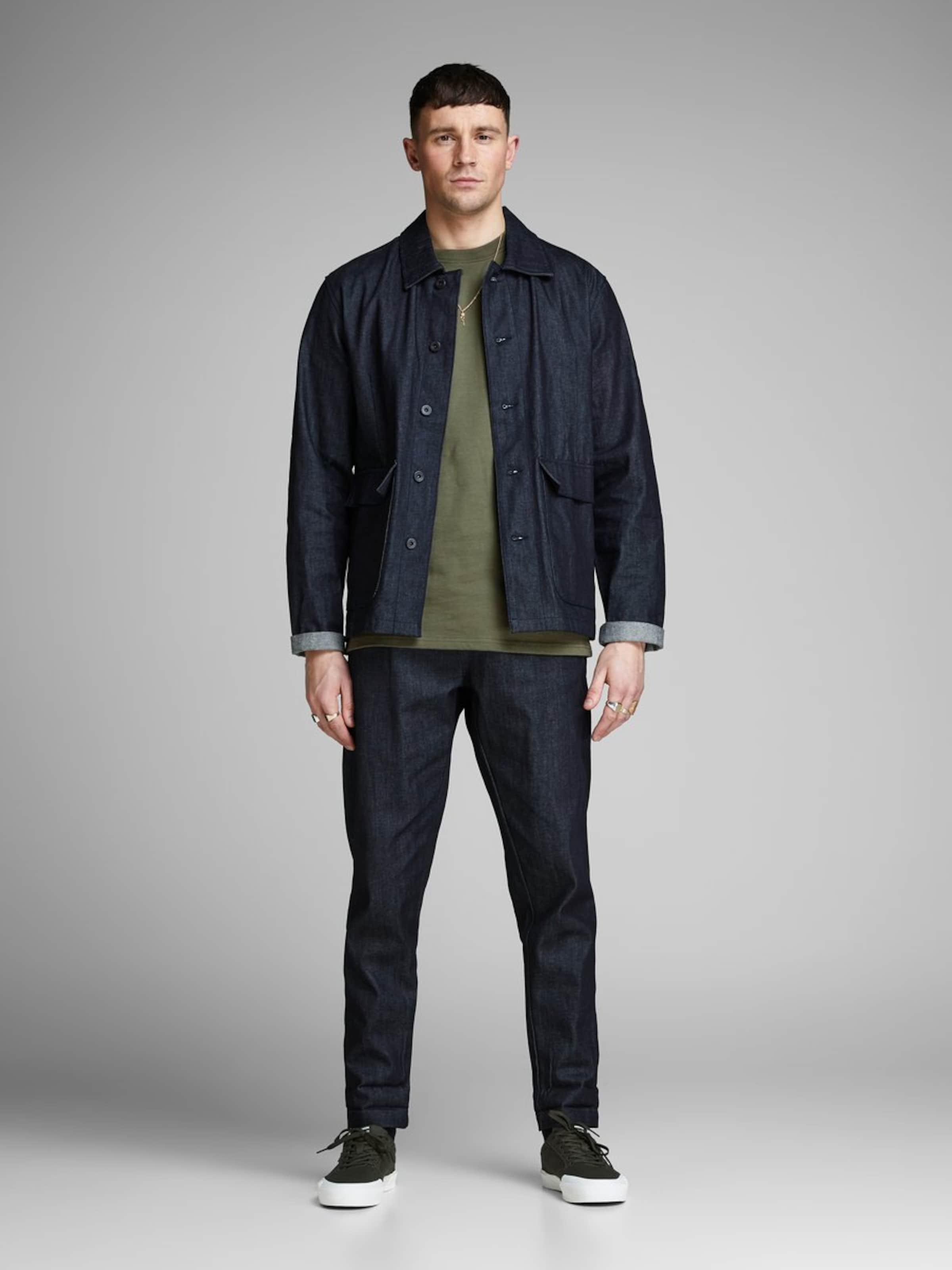 Jackamp; Bleu shirt En Jones T Nuit lJcKT1F