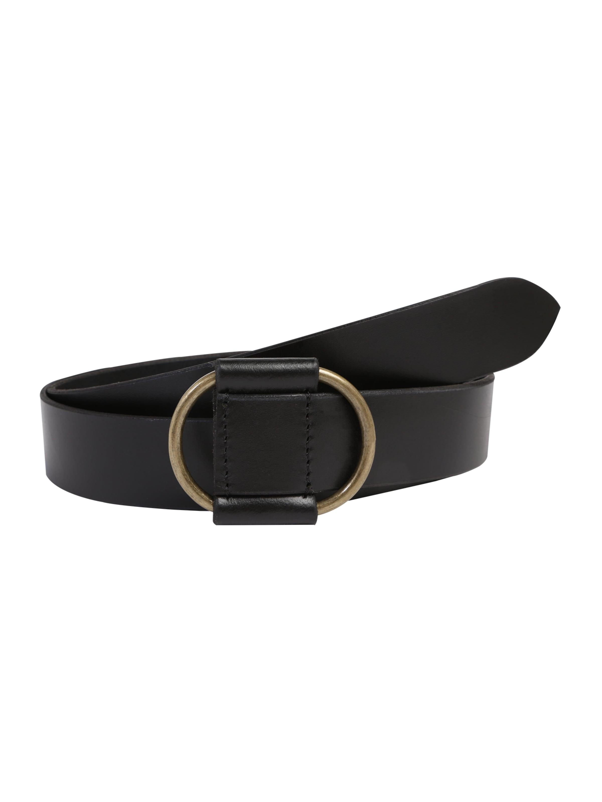 Kac' En 'leather Cognac Ceinture Belt Jeans Pieces SUVGqzMpjL