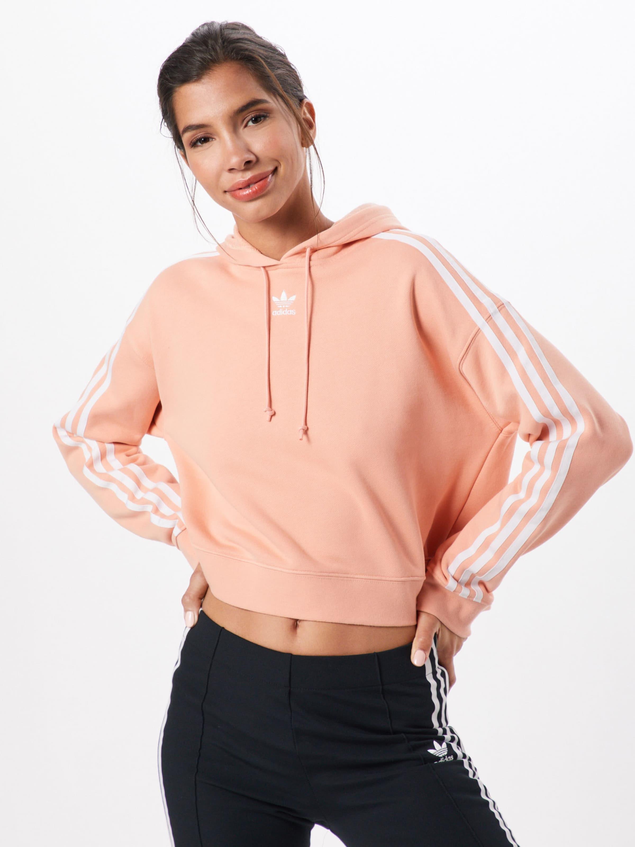Sweatshirt RosaWeiß Sweatshirt In Adidas Originals Sweatshirt In Originals Adidas Adidas RosaWeiß Originals zMpLqGjSVU