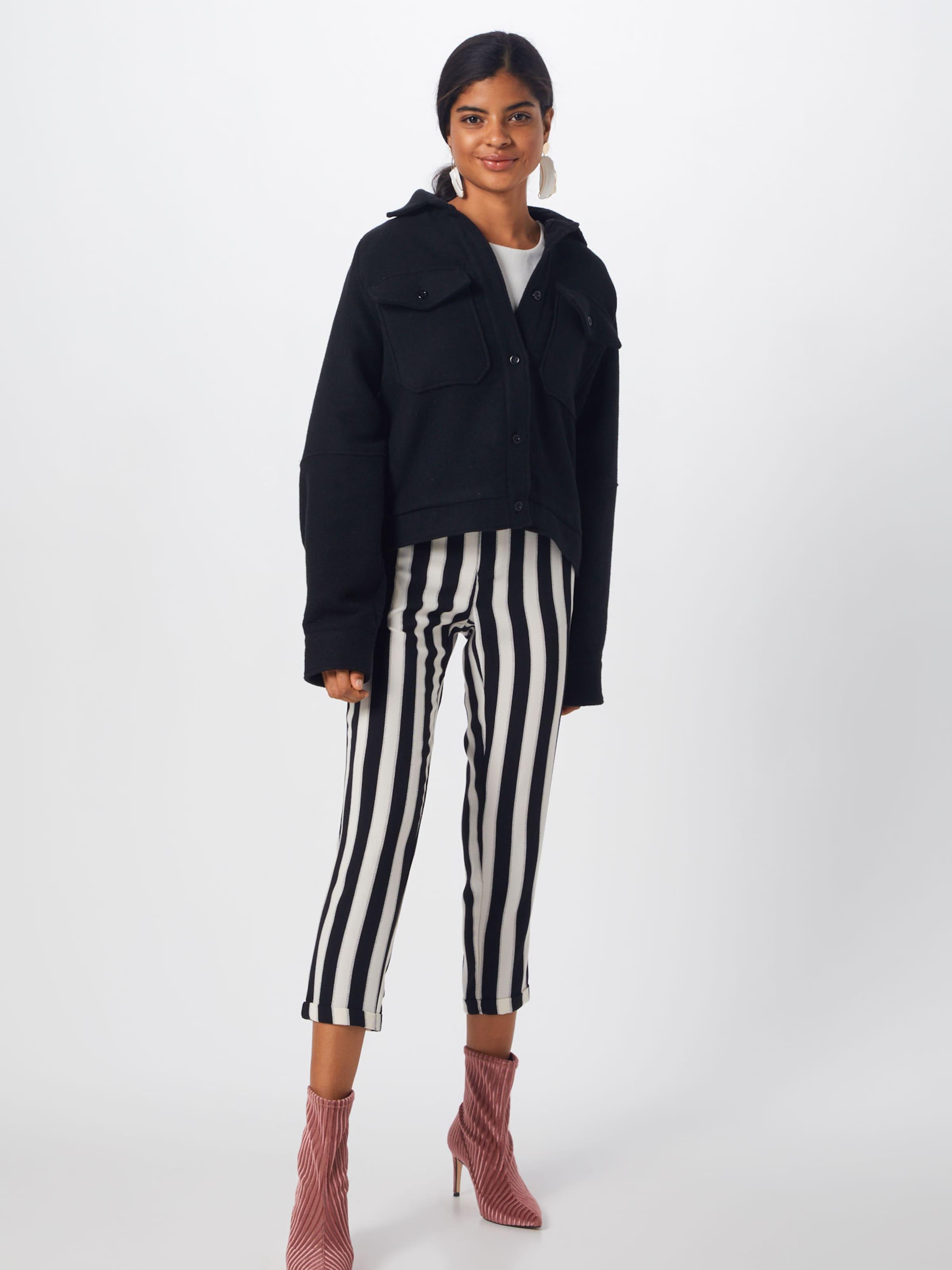 'sanne En Object NoirBlanc Pantalon Mw' N80wnmv