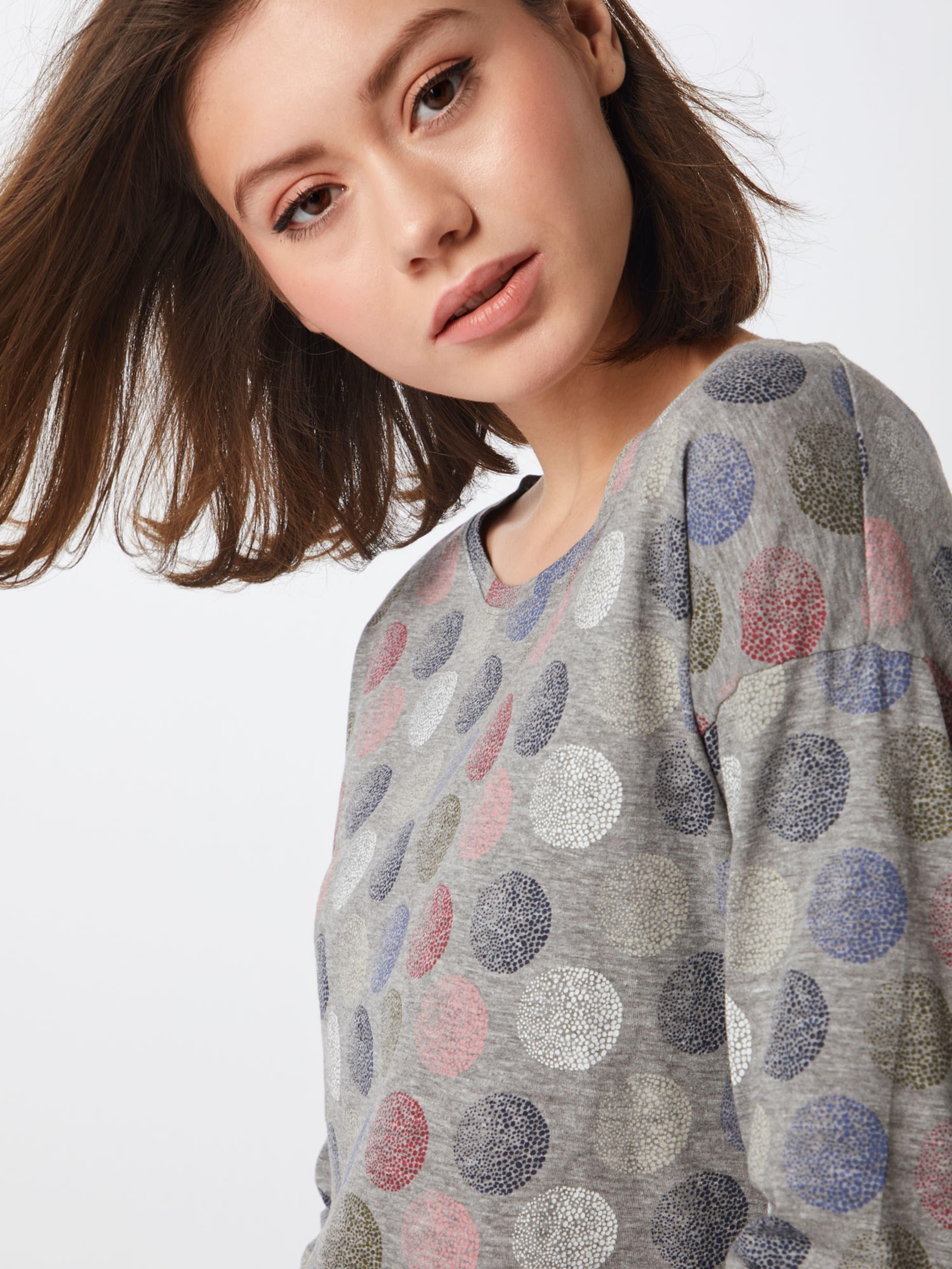 shirt T En De Esprit GrisMélange Couleurs xdeCWBro
