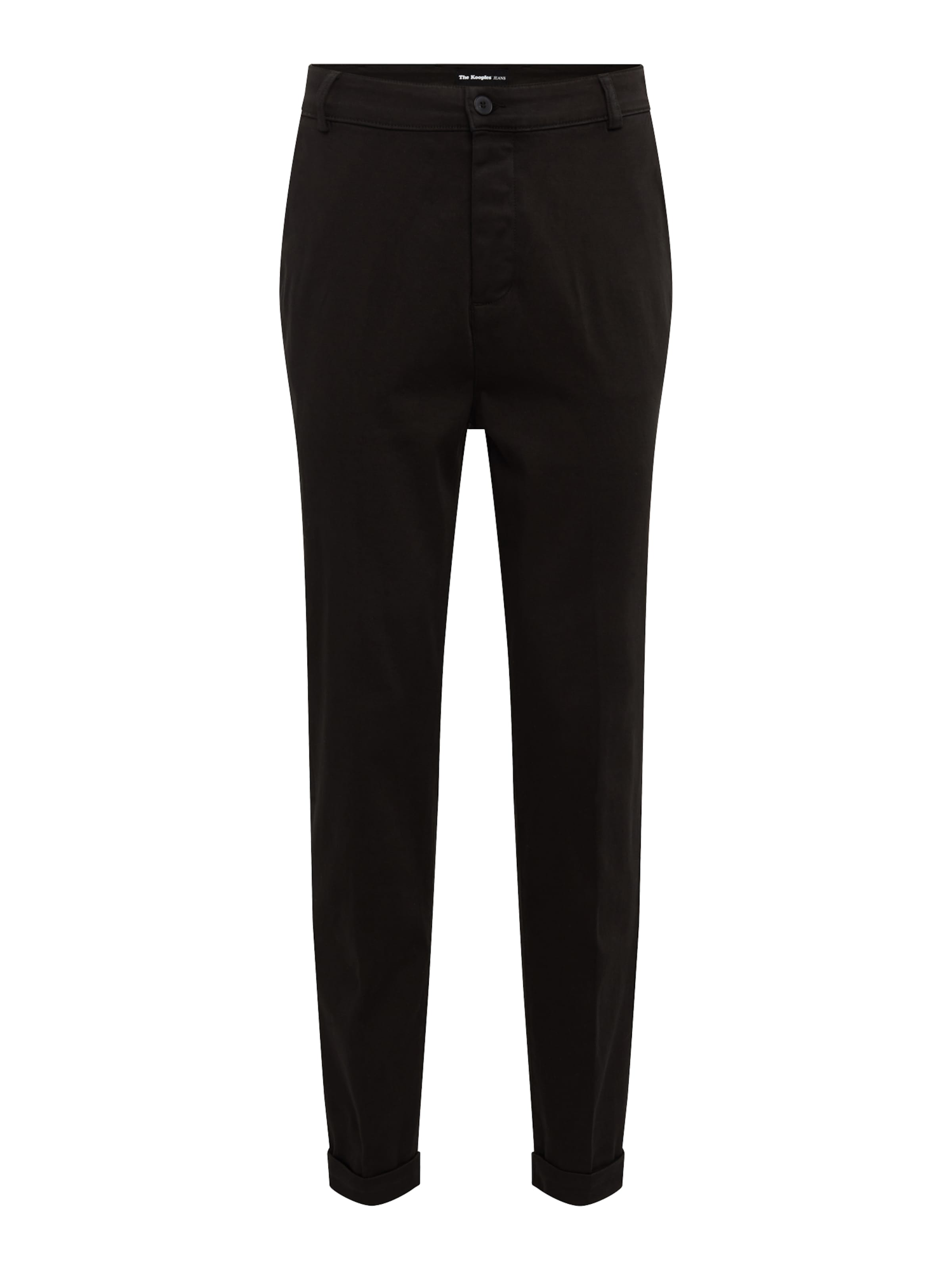 En Sport Pantalon Kooples The Noir 'trouser' 9eDHE2YWI