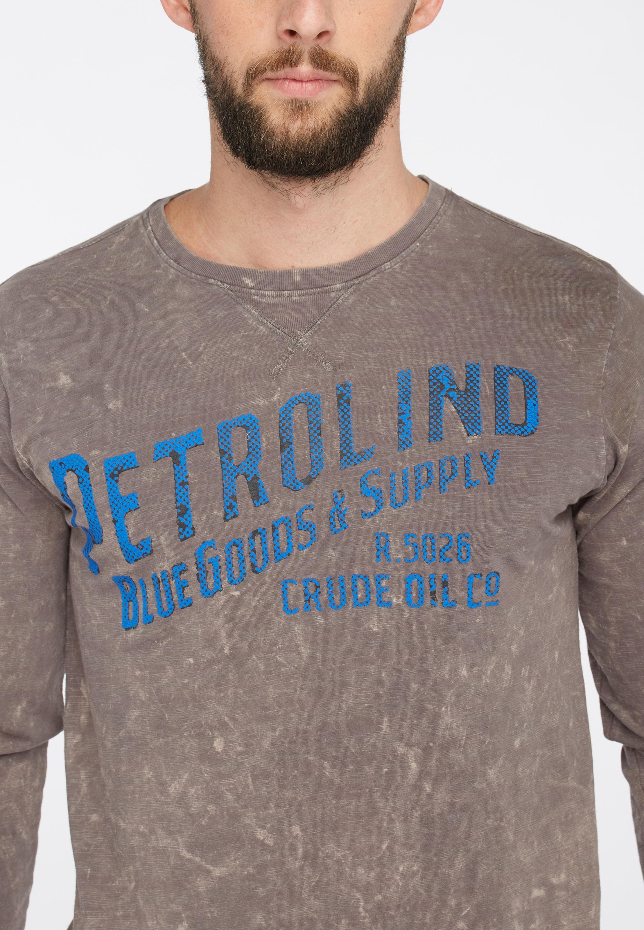 BleuGris En Fumé T shirt Industries Petrol vb6Imf7ygY