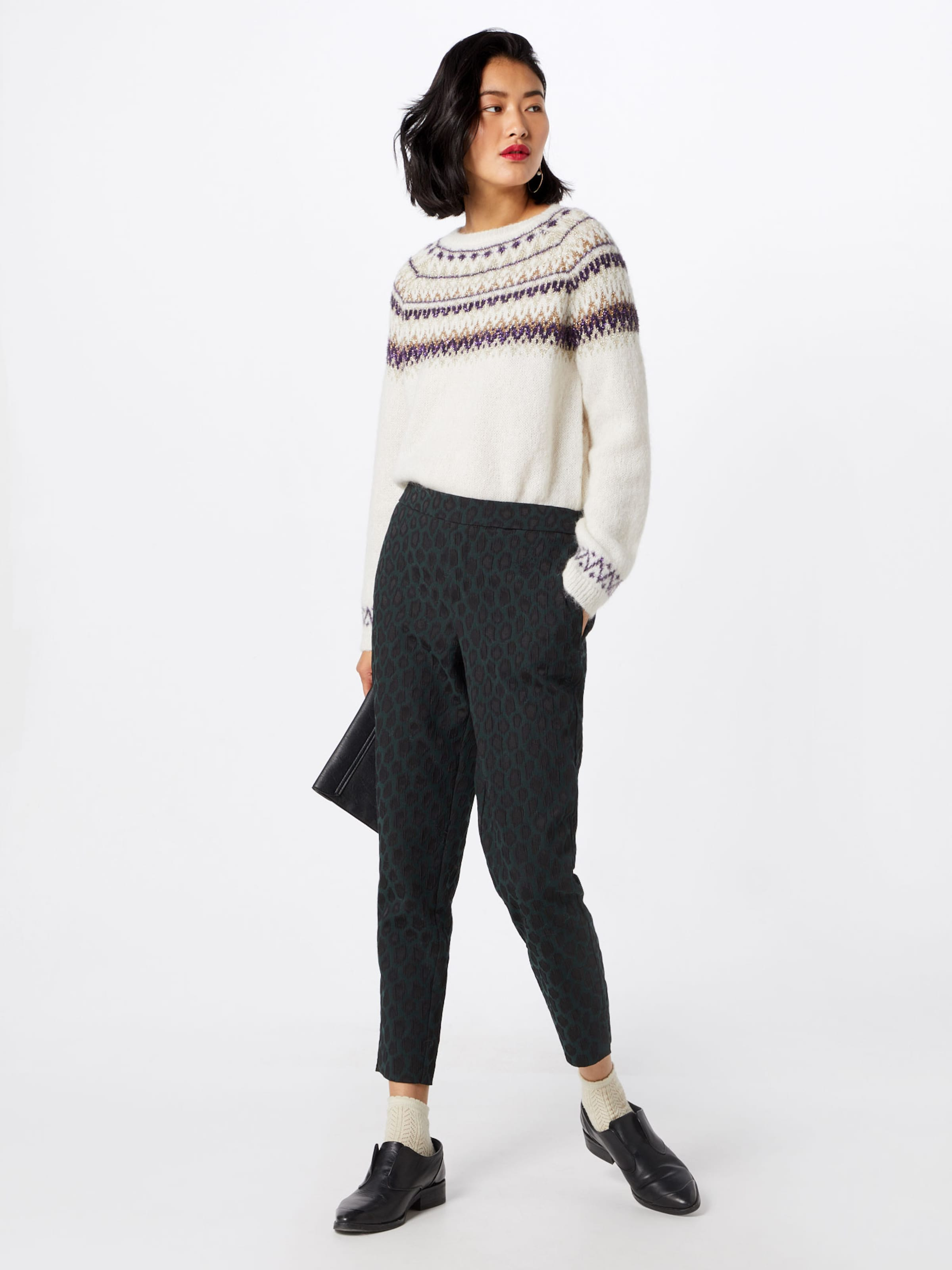 Pullover In Jeans Offwhite Liu Jo NwkX0On8P