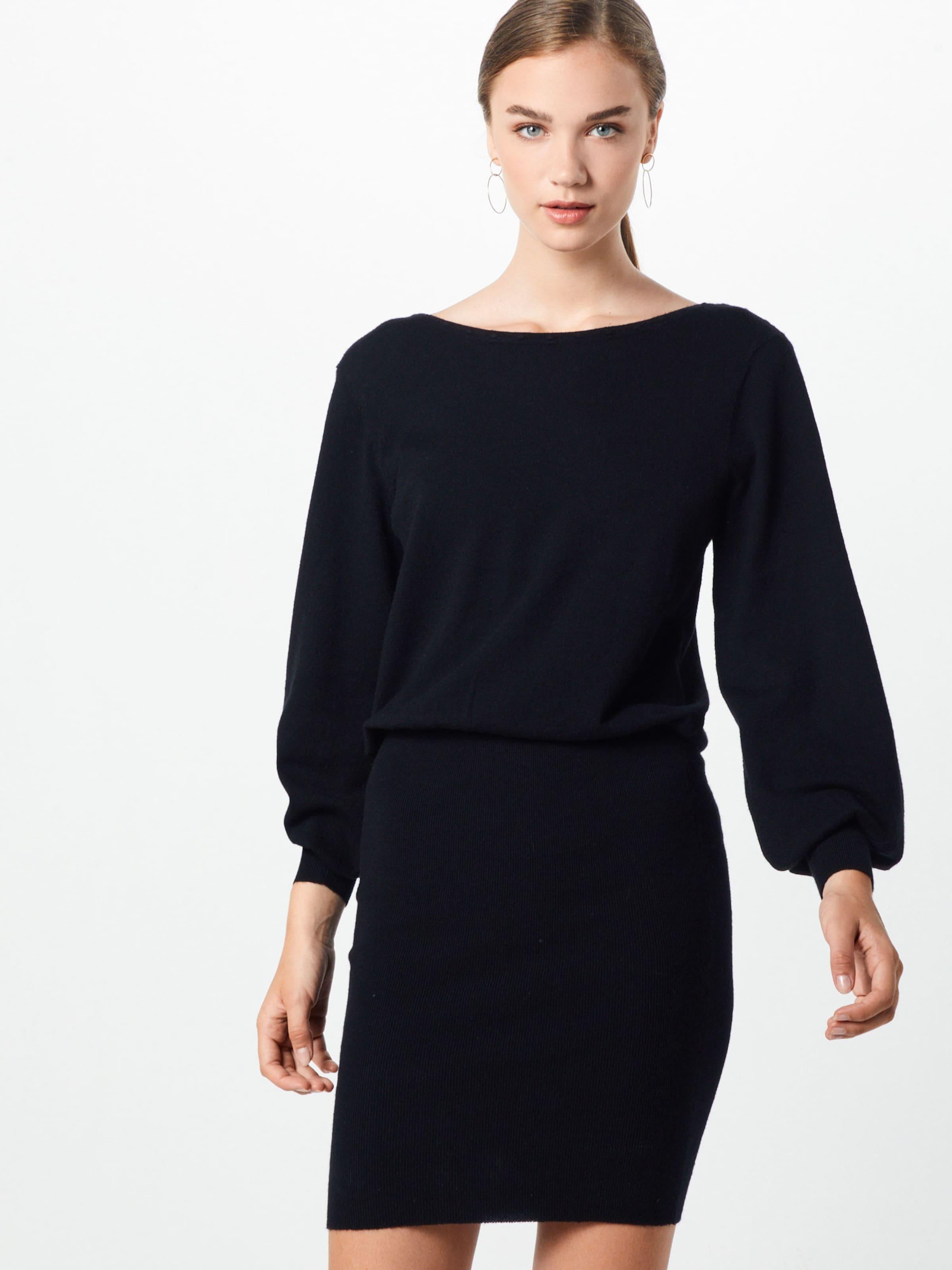 En Robes Maille Noir Vila 'visti' SMqpjUzGLV