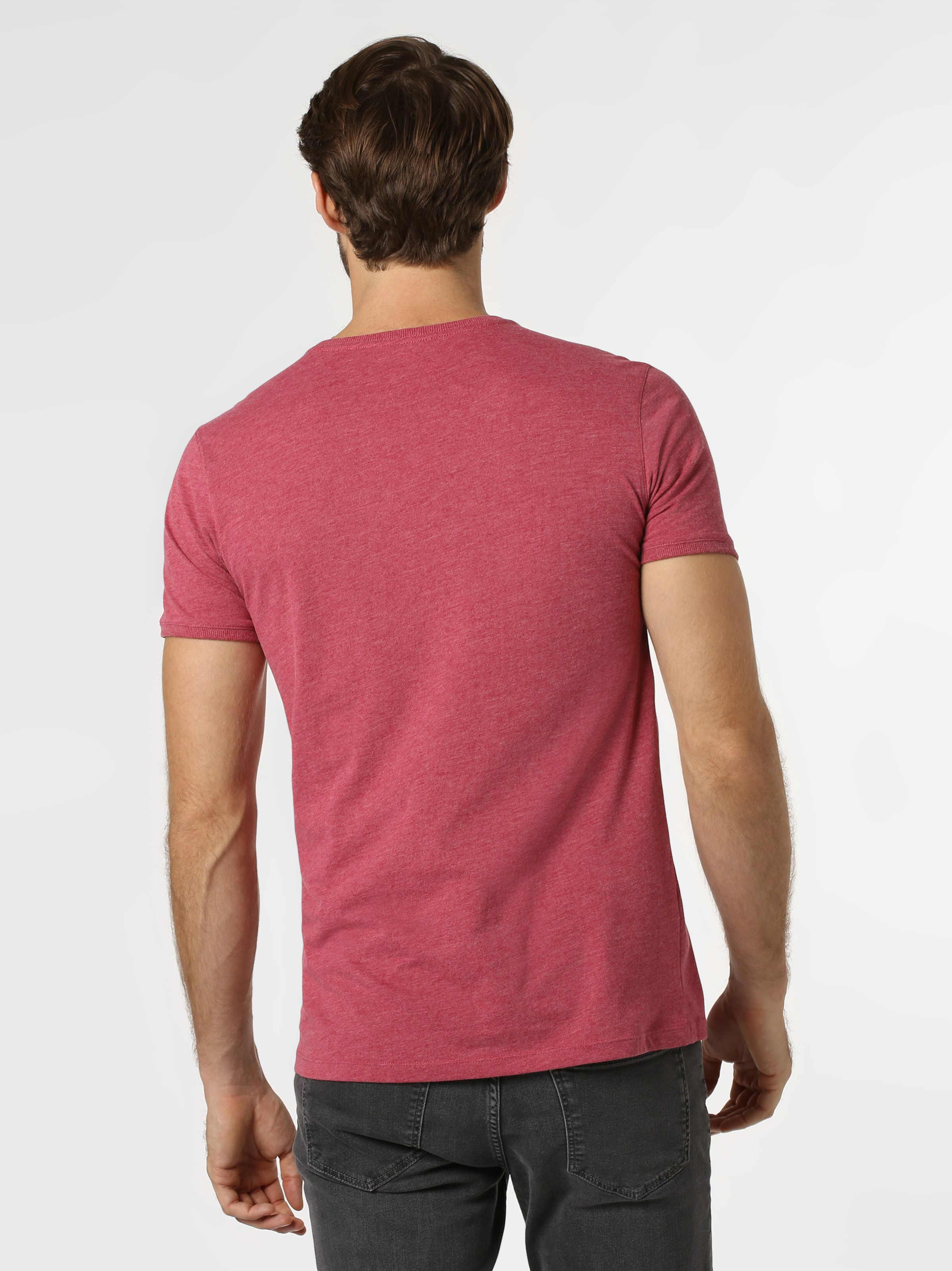 shirt Pastellrot In T Nils Sundström q4AL5j3R