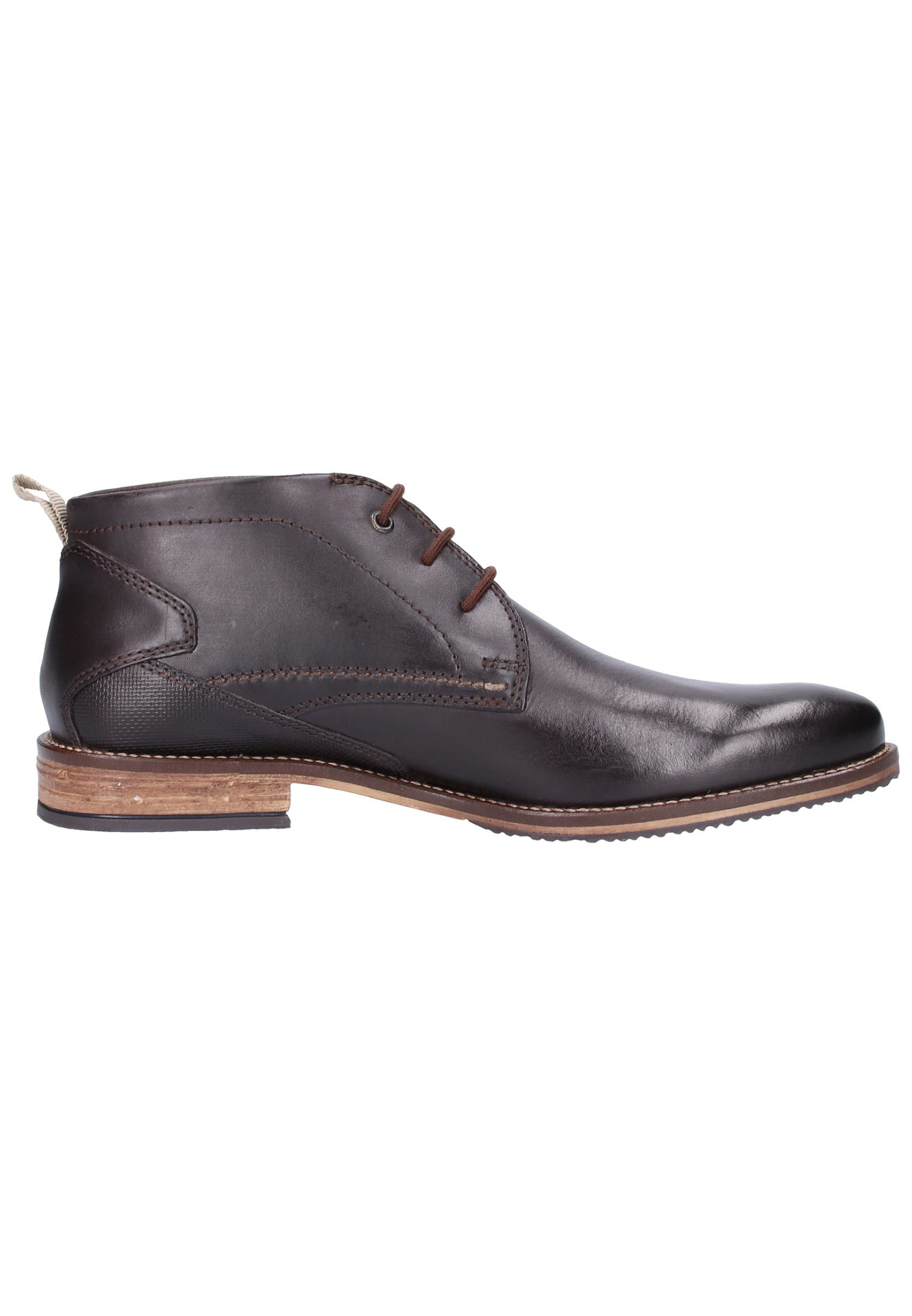 Fretz Men Marron Chaussure En À Lacets X8nP0wkNO