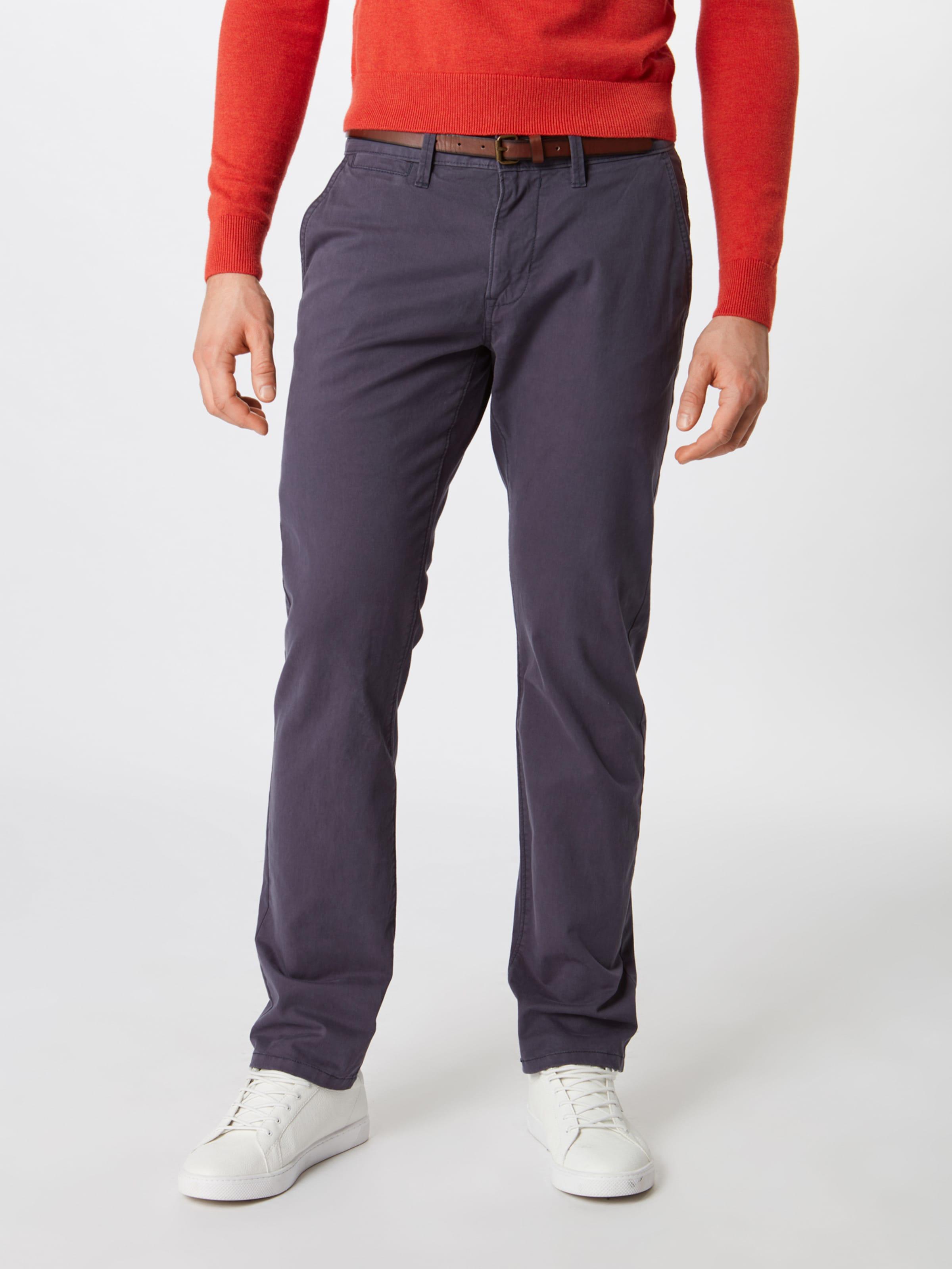 Tom Chino' En Violet Tailor 'essential Foncé Pantalon nm8wN0
