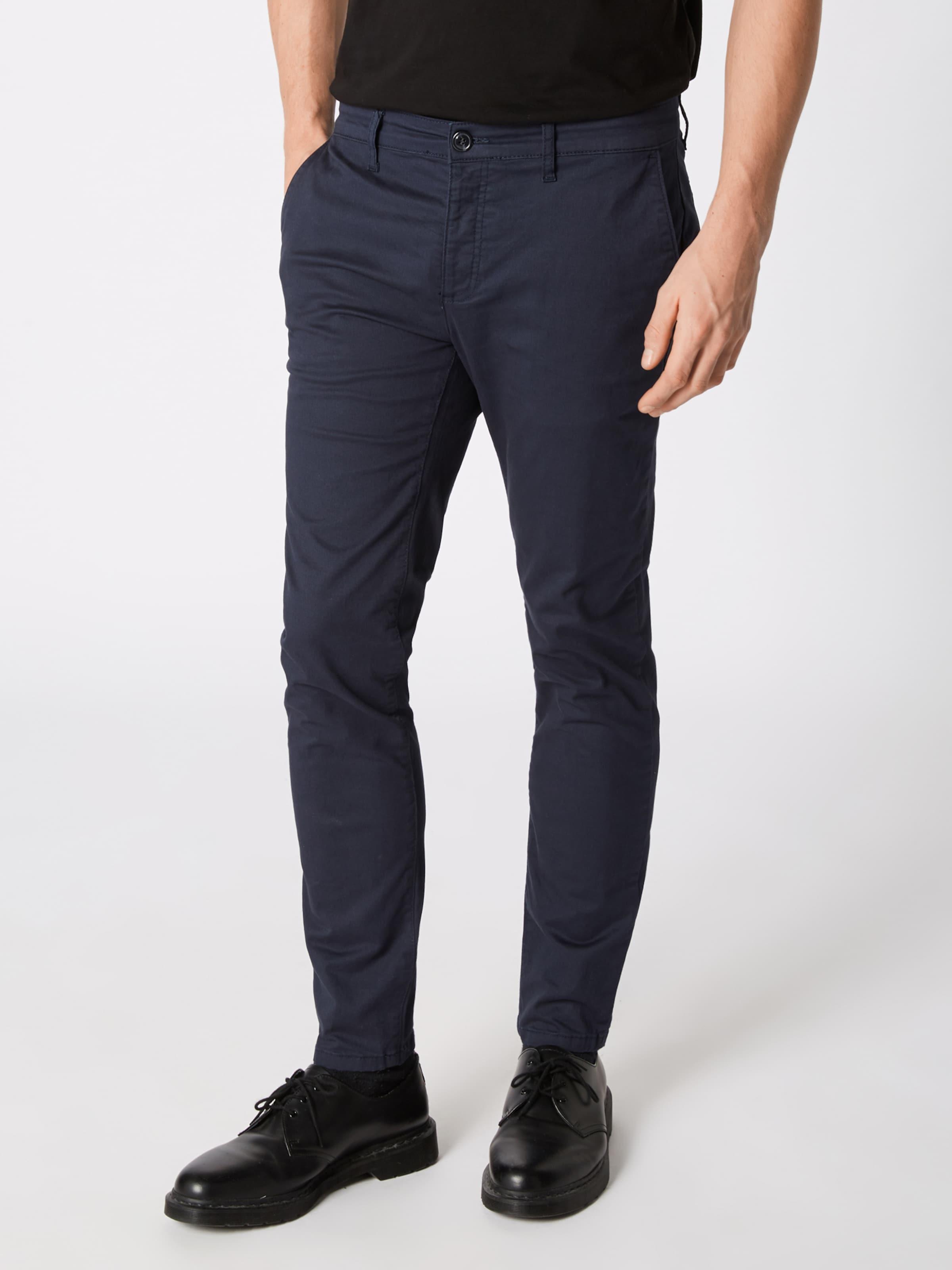 Pier Chino En Noir Pantalon One BWEQrxCeod