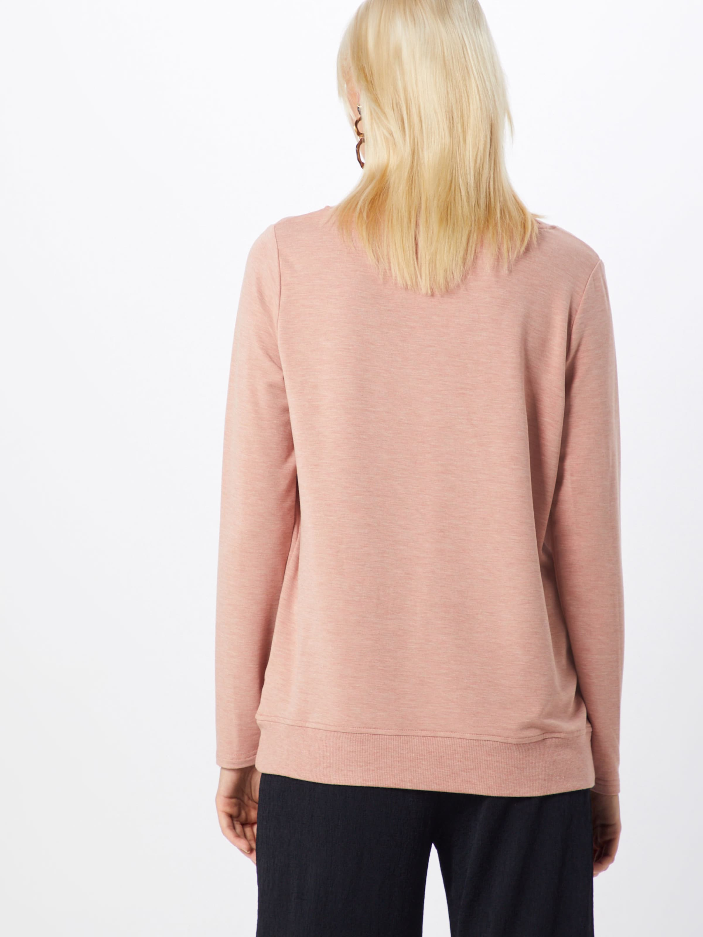 Pink Pullover In Terry' 'ls Neck Banana Baby Republic Vee pUMVSz