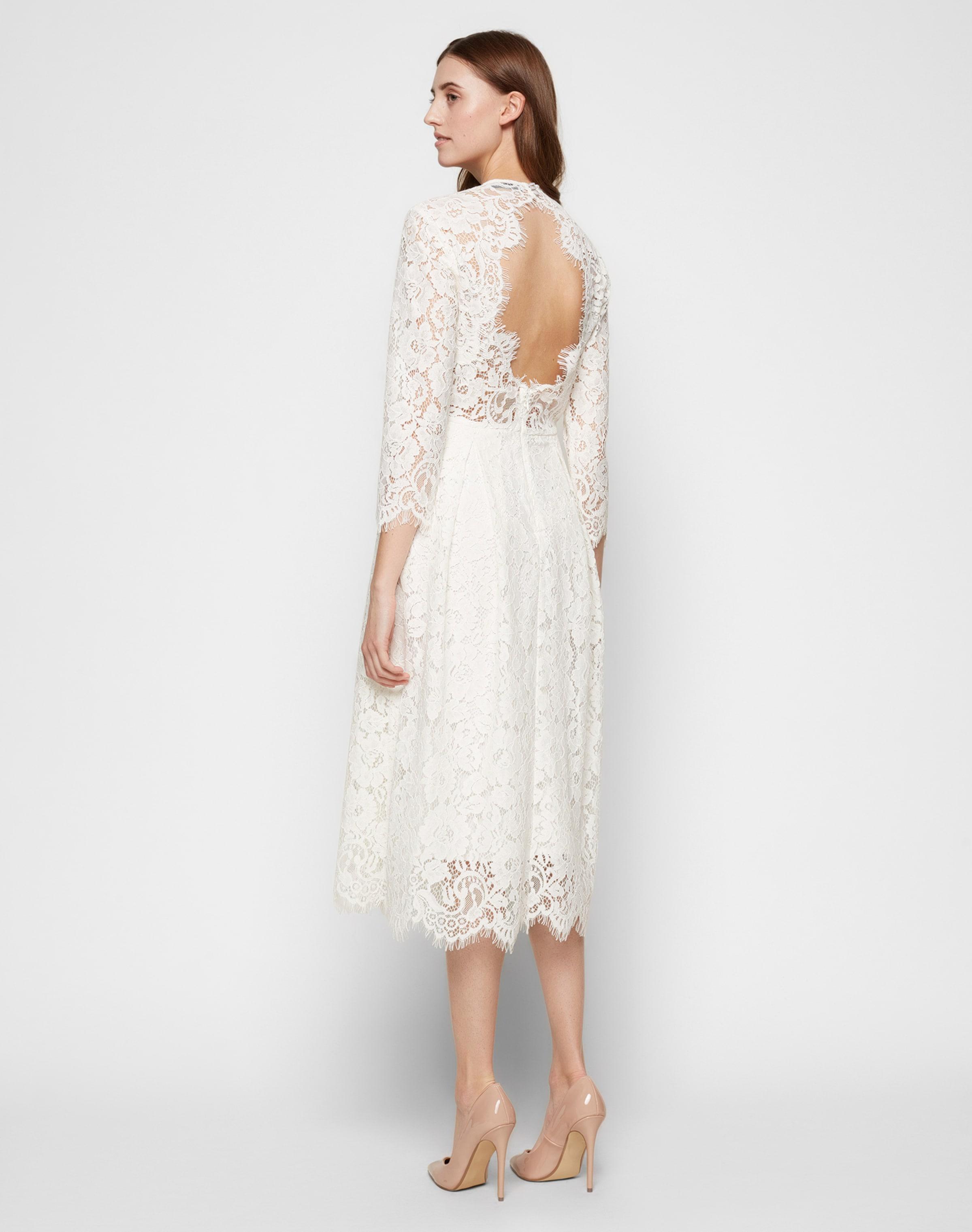 Fit Flair' En 'lace And Ivyamp; Blanc Dress Oak Robe xrhQCtsd