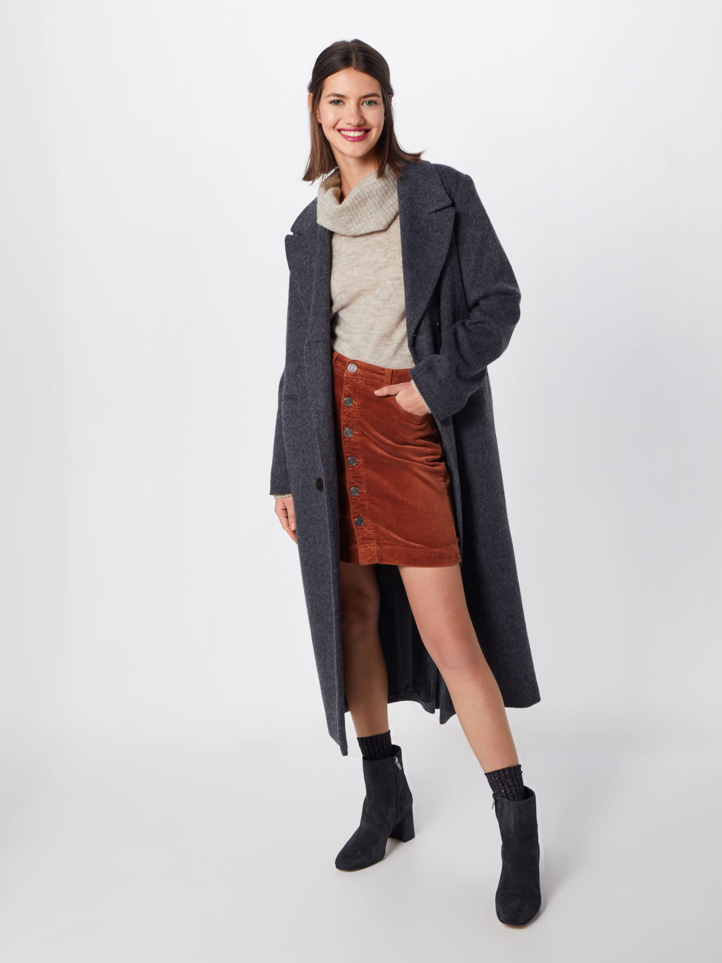 Beige Turtleneck' In 'kaitlyn Pullover Cream 80wPnOk