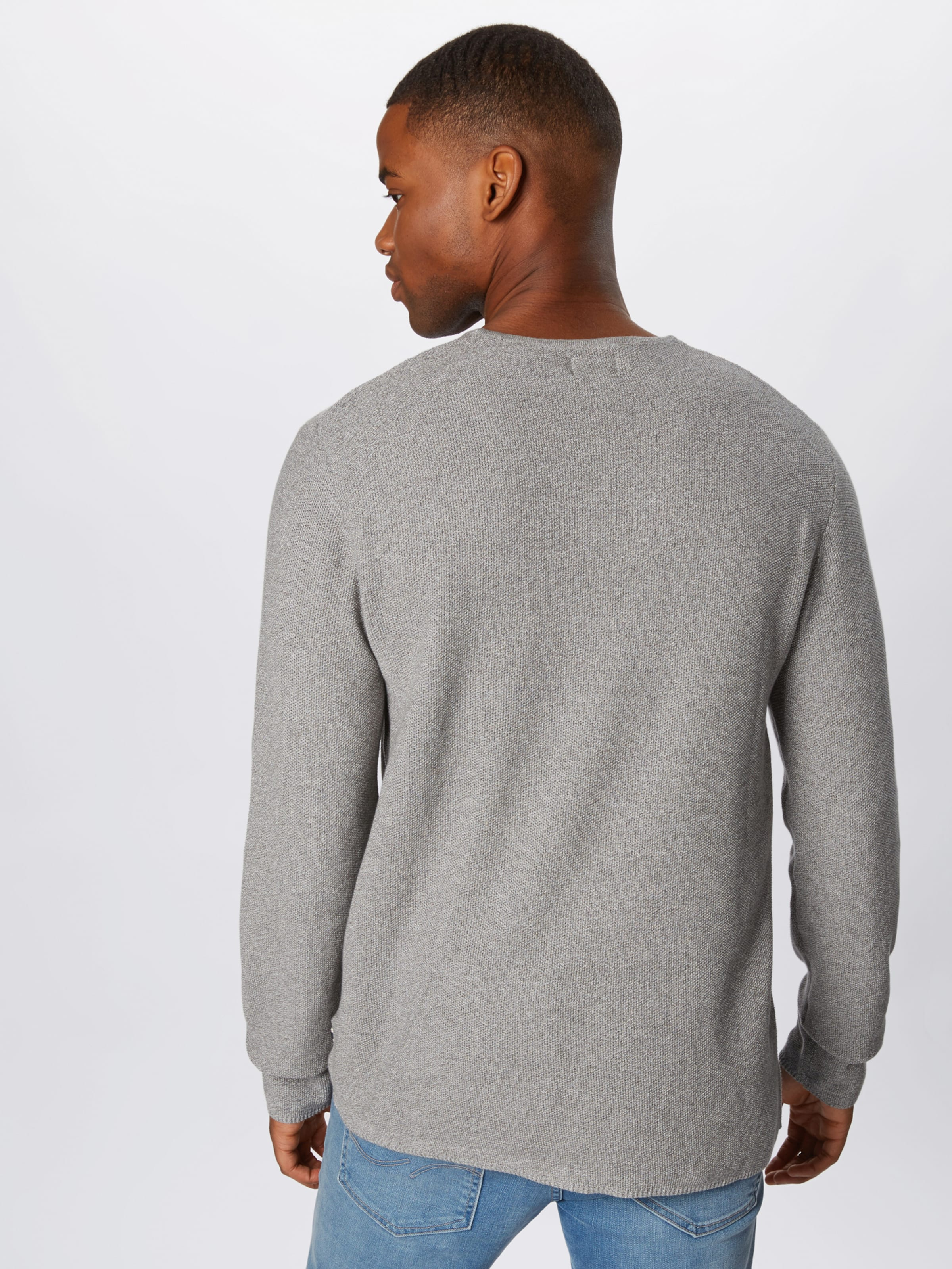 En Jones 'eron' Bleu Jackamp; Pull over Clair ZPikXuOT