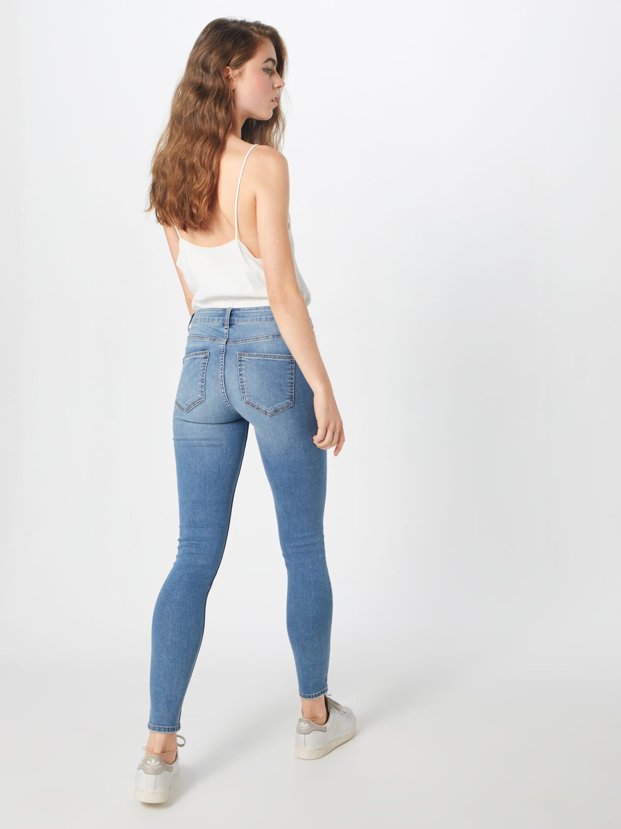 'thea' Denim Bleu Jean Pieces En pUVSzGqM