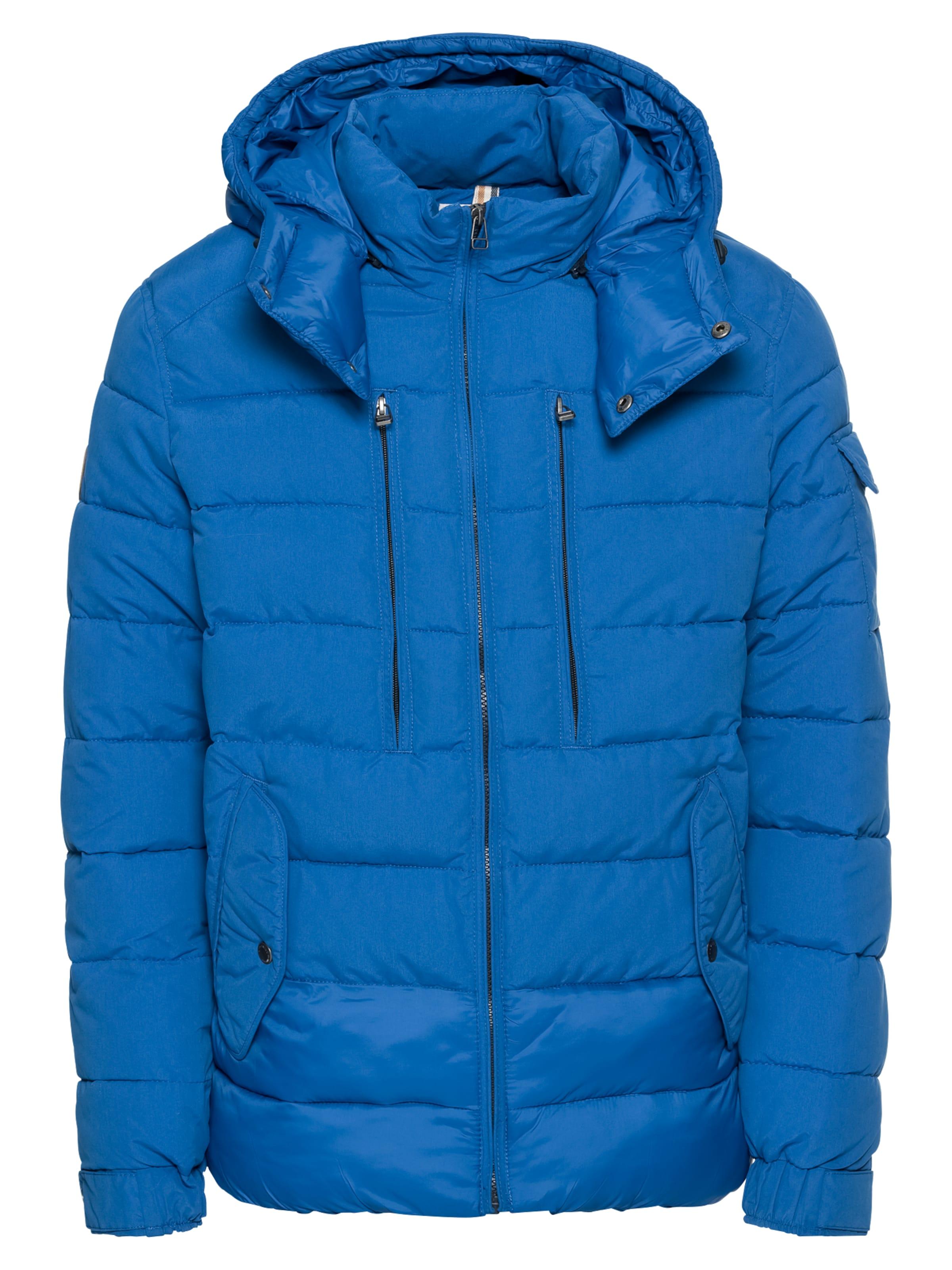 En Short Veste Jackamp; Bleu Jones D'hiver 'jorlite Puffer Jacket' nP0wOk