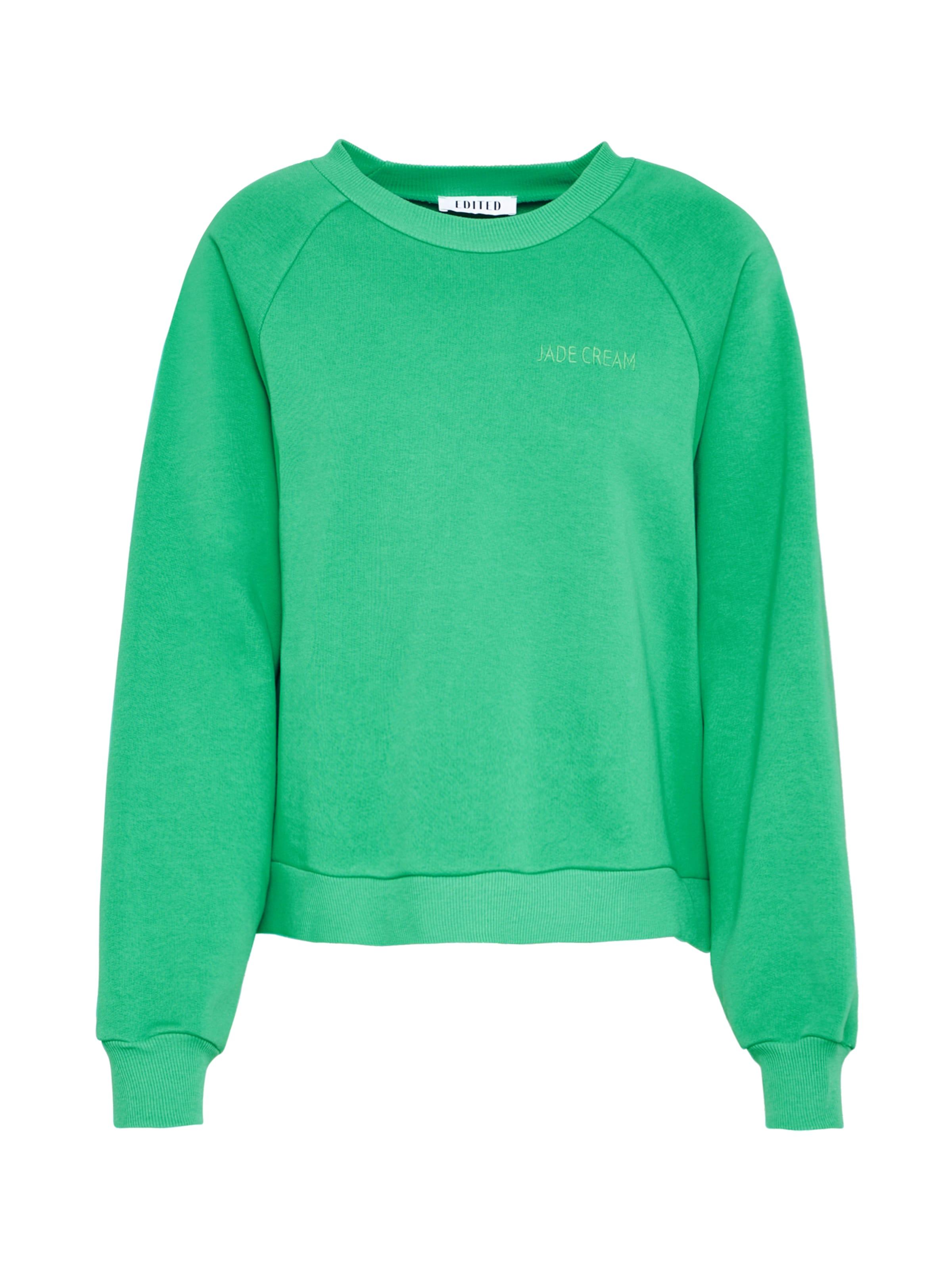 Sweat shirt Vert Edited En 'stine' Yfy6bg7v