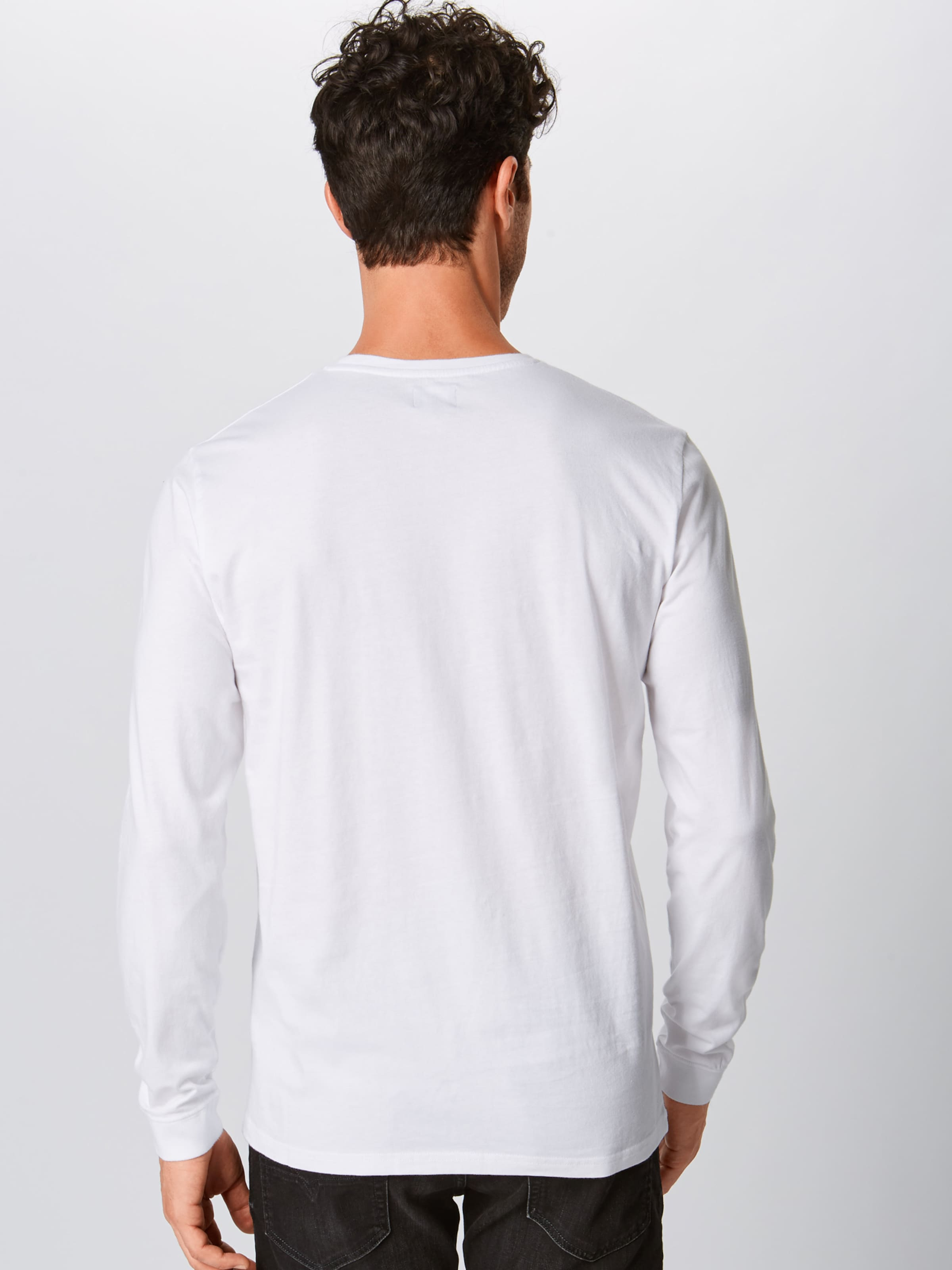 Noir Edwin En 'japanese shirt T Sun' cL534AjqR