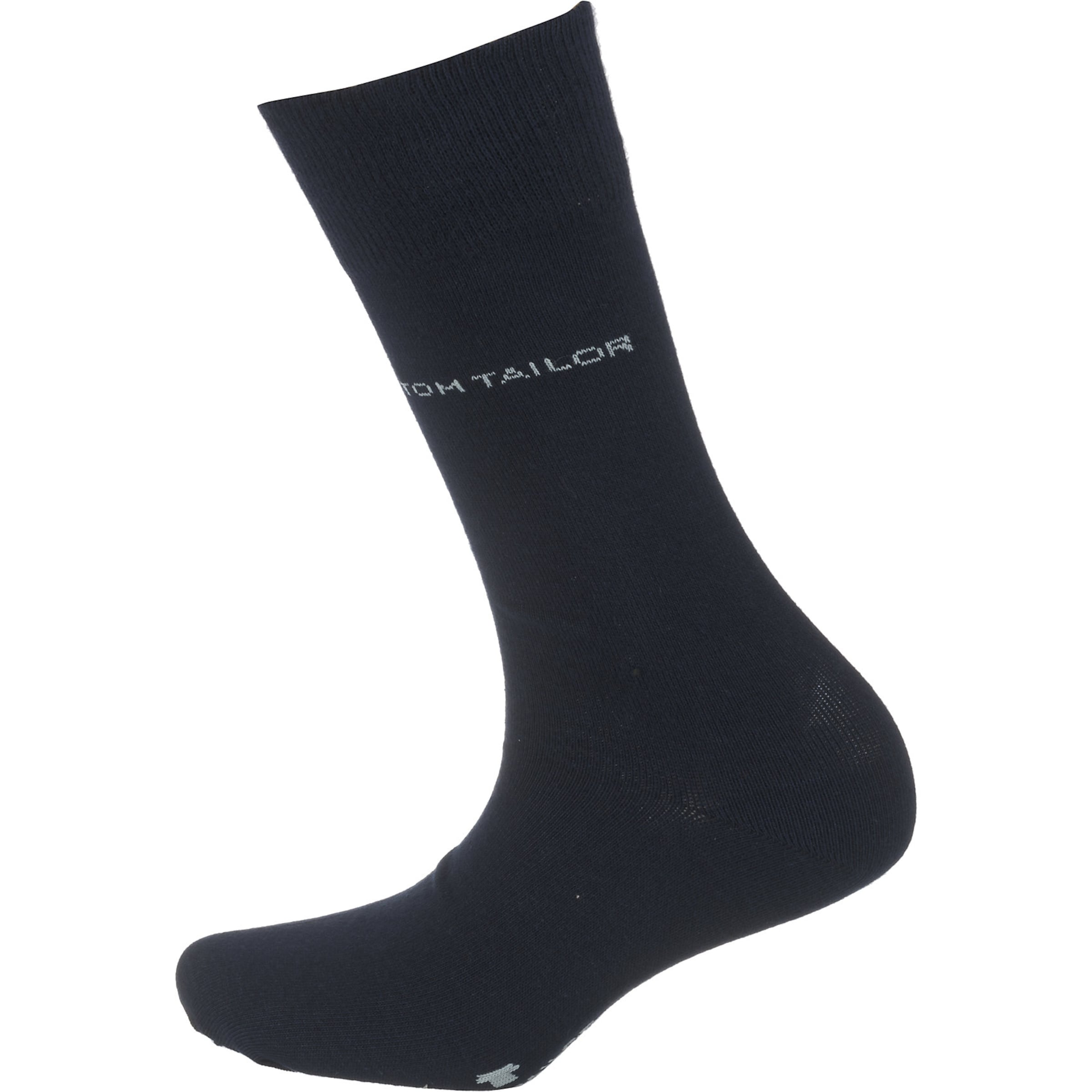 Tailor Weiß Socks Petrol Tom In NachtblauGraumeliert bg76yfYv