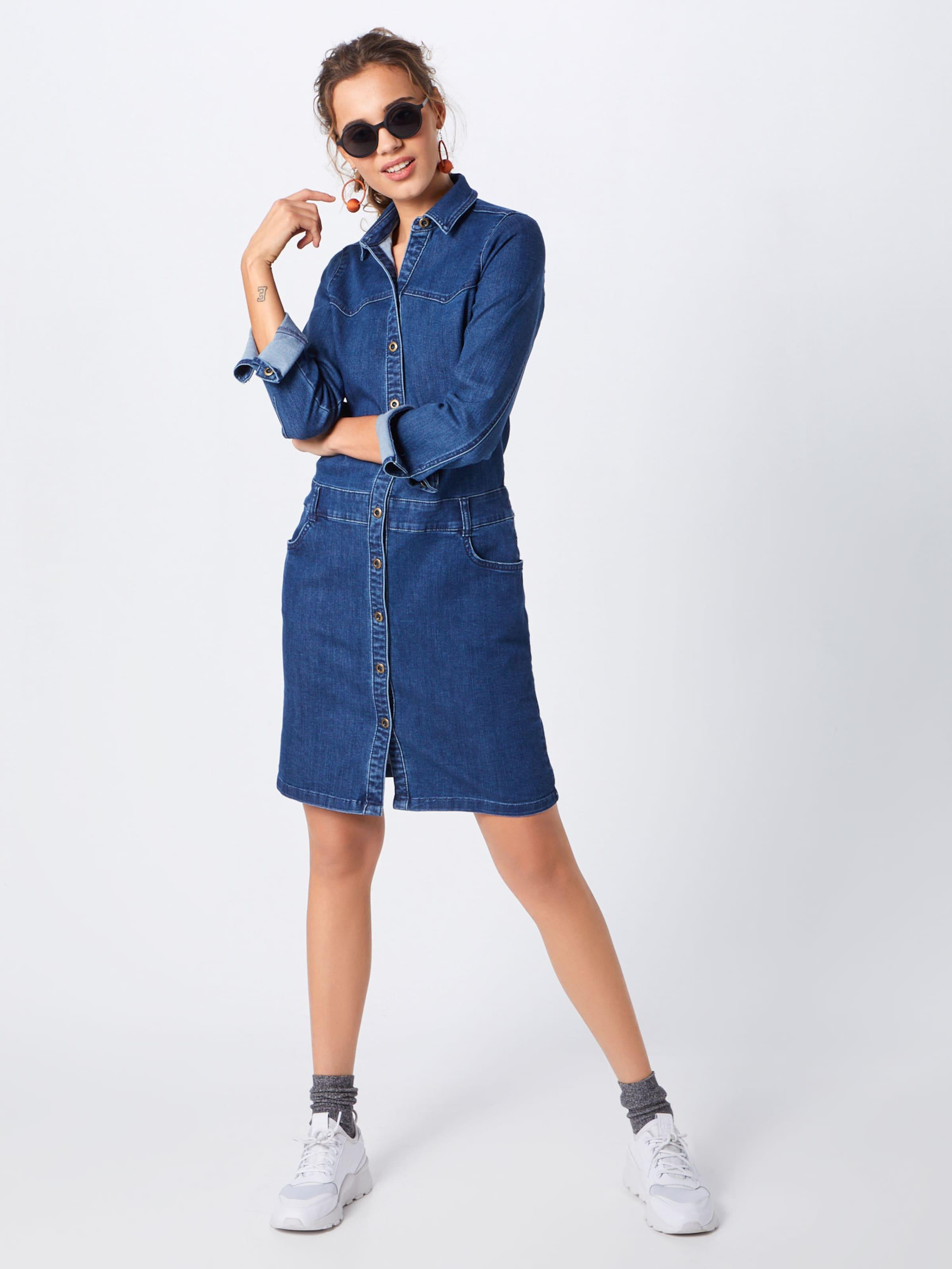 S En Bleu Red oliver Denim Label Robe 1lKT3JcF