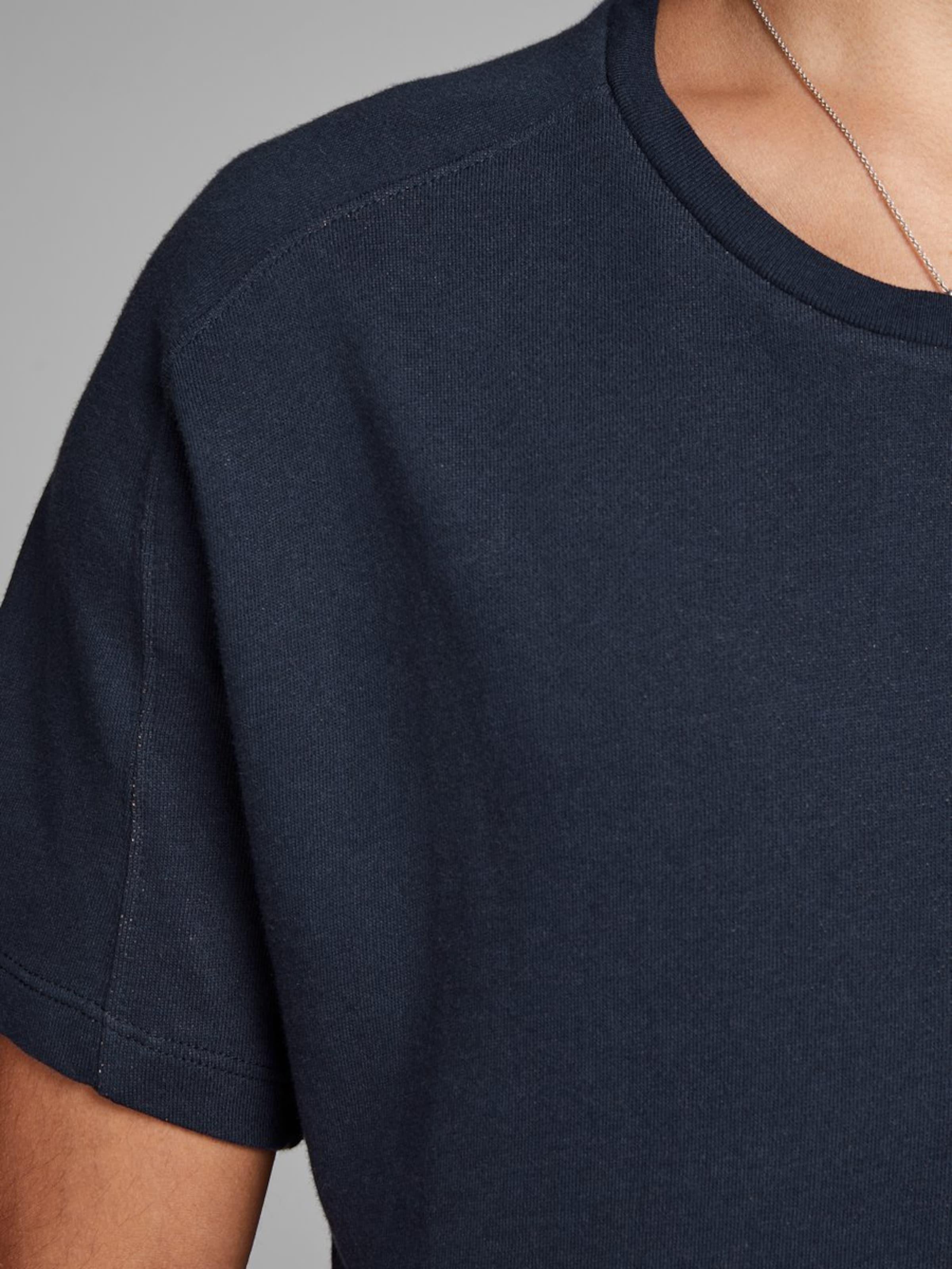 Jackamp; shirt Jones En Chiné T Gris 8vmnO0Nw