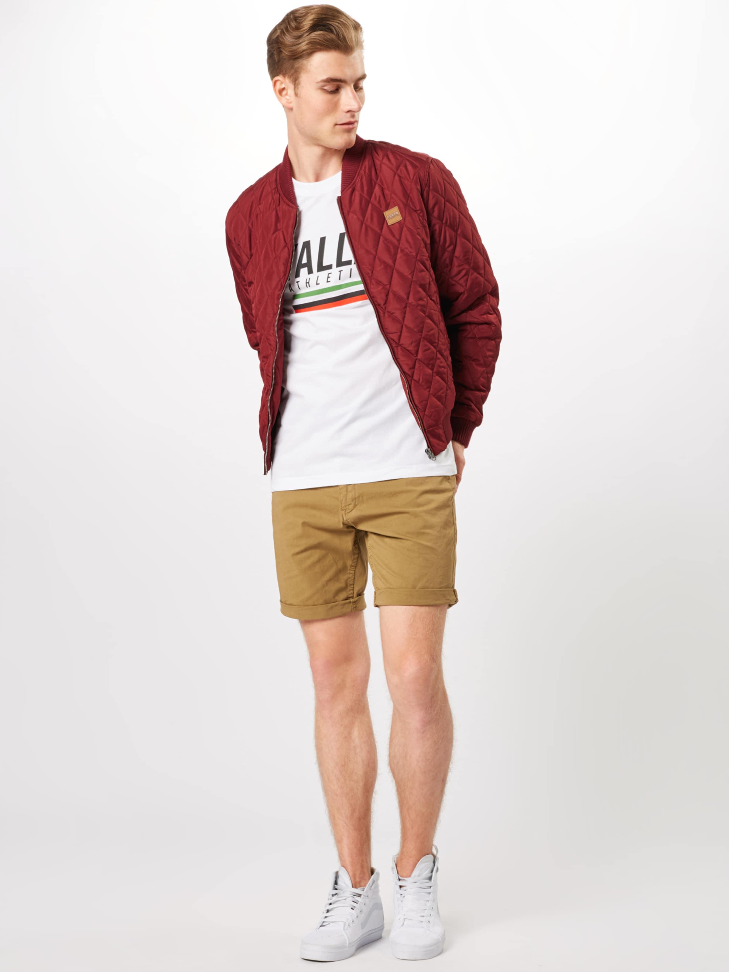 En Blend Marine 'shorts' Pantalon Bleu vmwNn80O