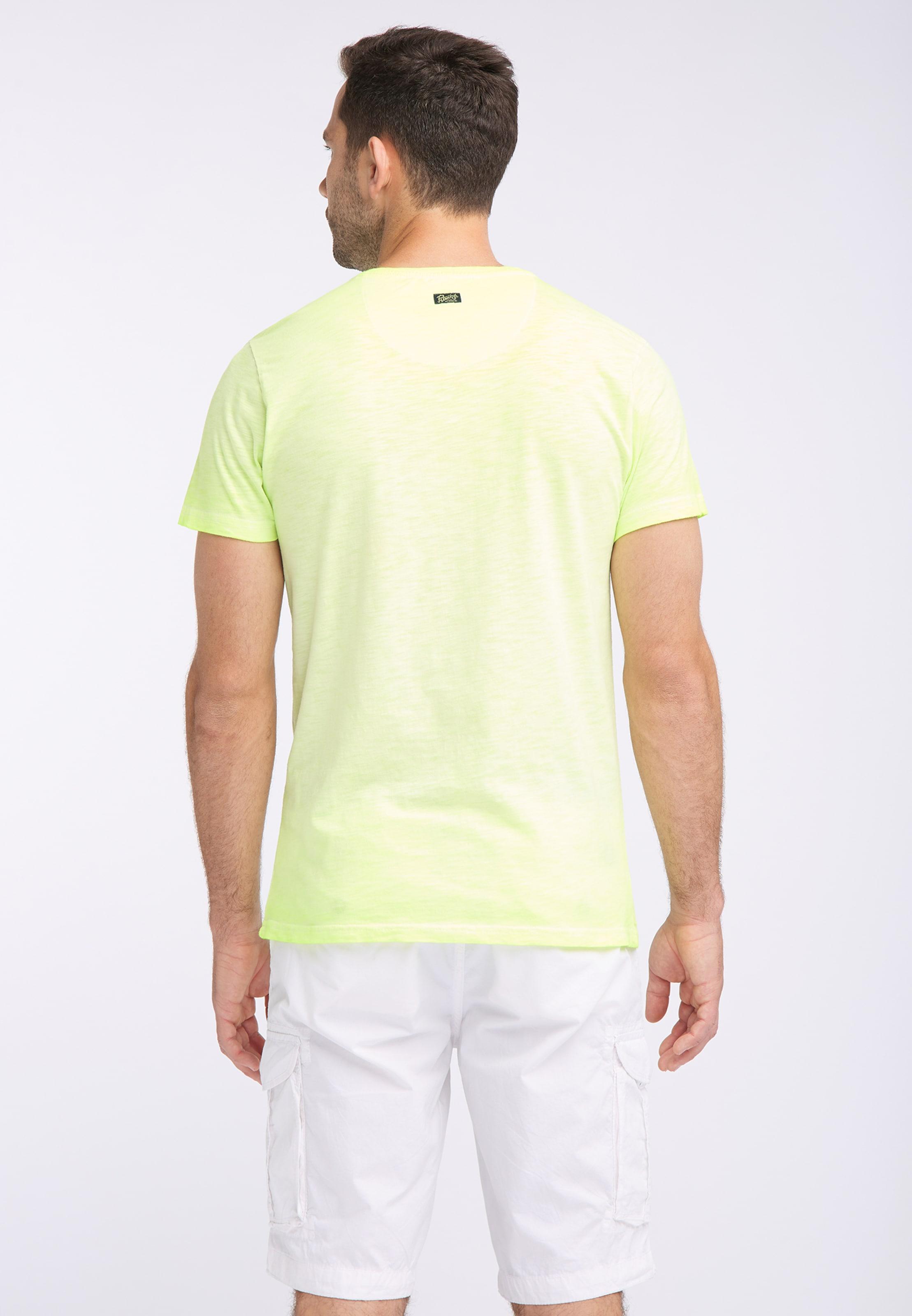 Bleu En Industries T Petrol shirt RLAj453q