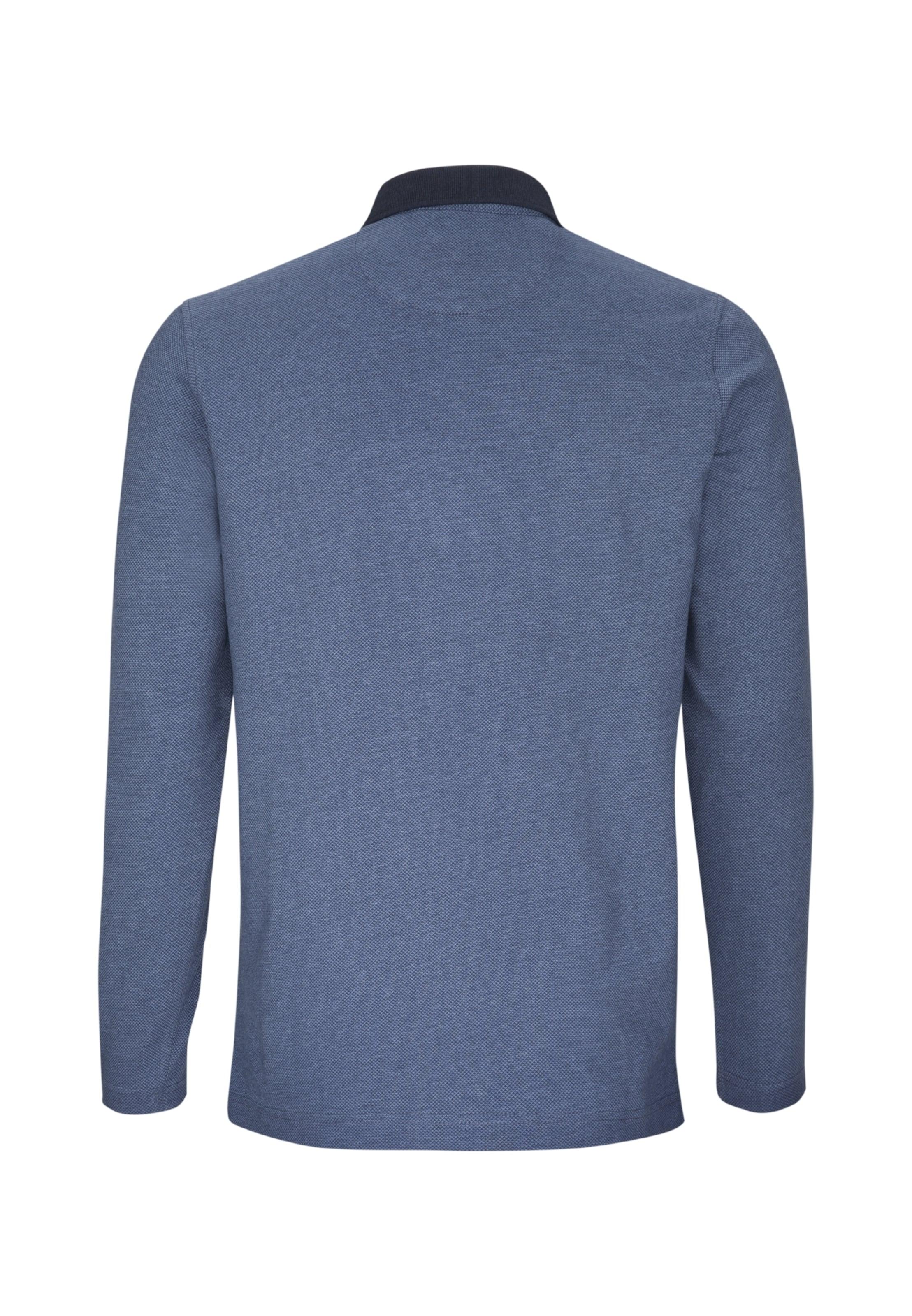 Camel ' BlauSchwarz shirt In Active Polo mN0nv8wO