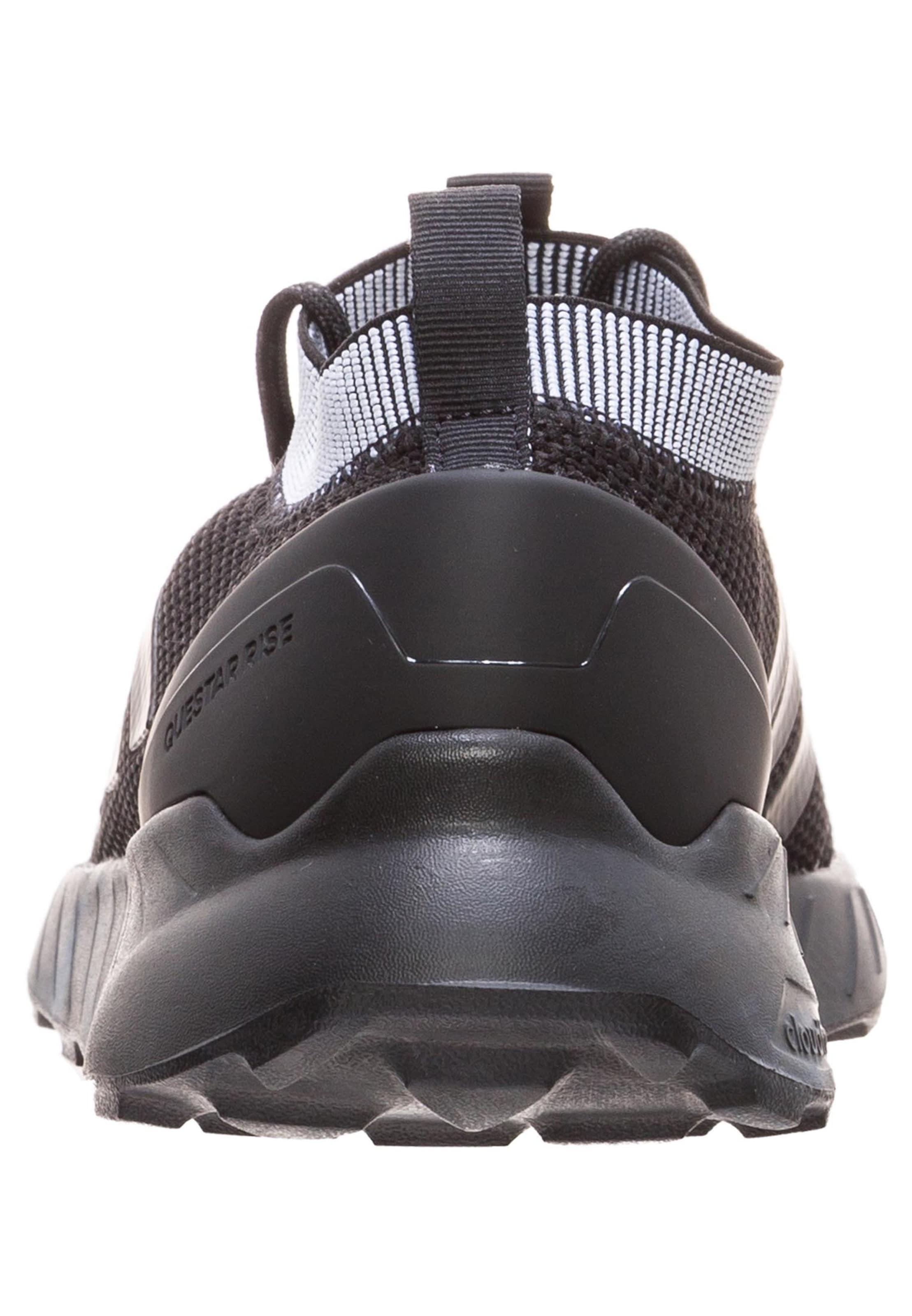 Originals Baskets En Noir Adidas Hautes 'questar' O8nN0wvm