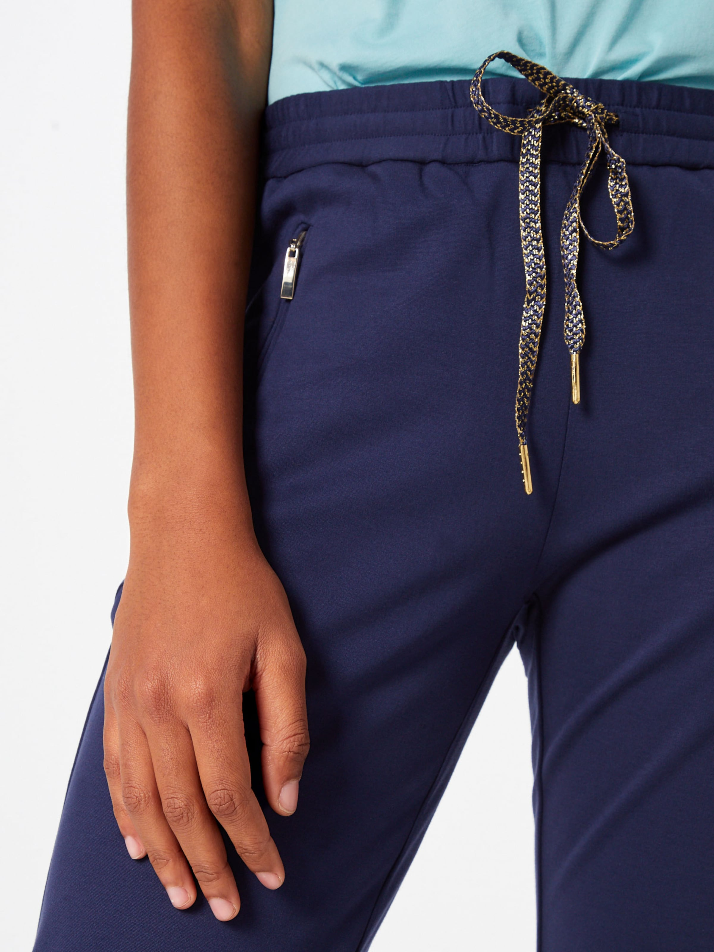 Femme Foncé Bleu Pantalon De 'rikke' En Rue 3LA4Rj5