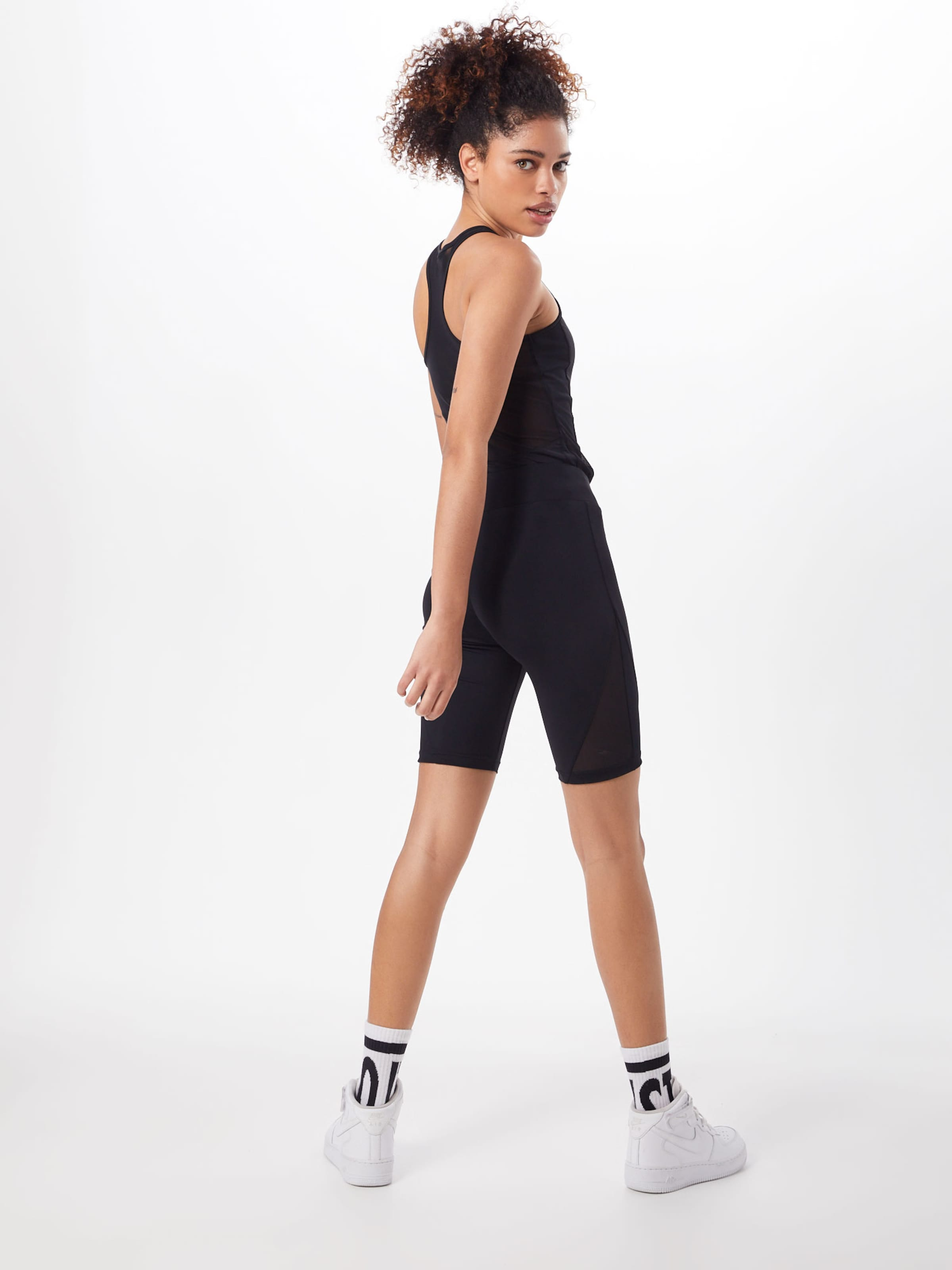 Urban Pantalon En Cycle Classics Fonctionnel 'ladies Mesh Tech Shorts' Noir kiuTXlOZwP