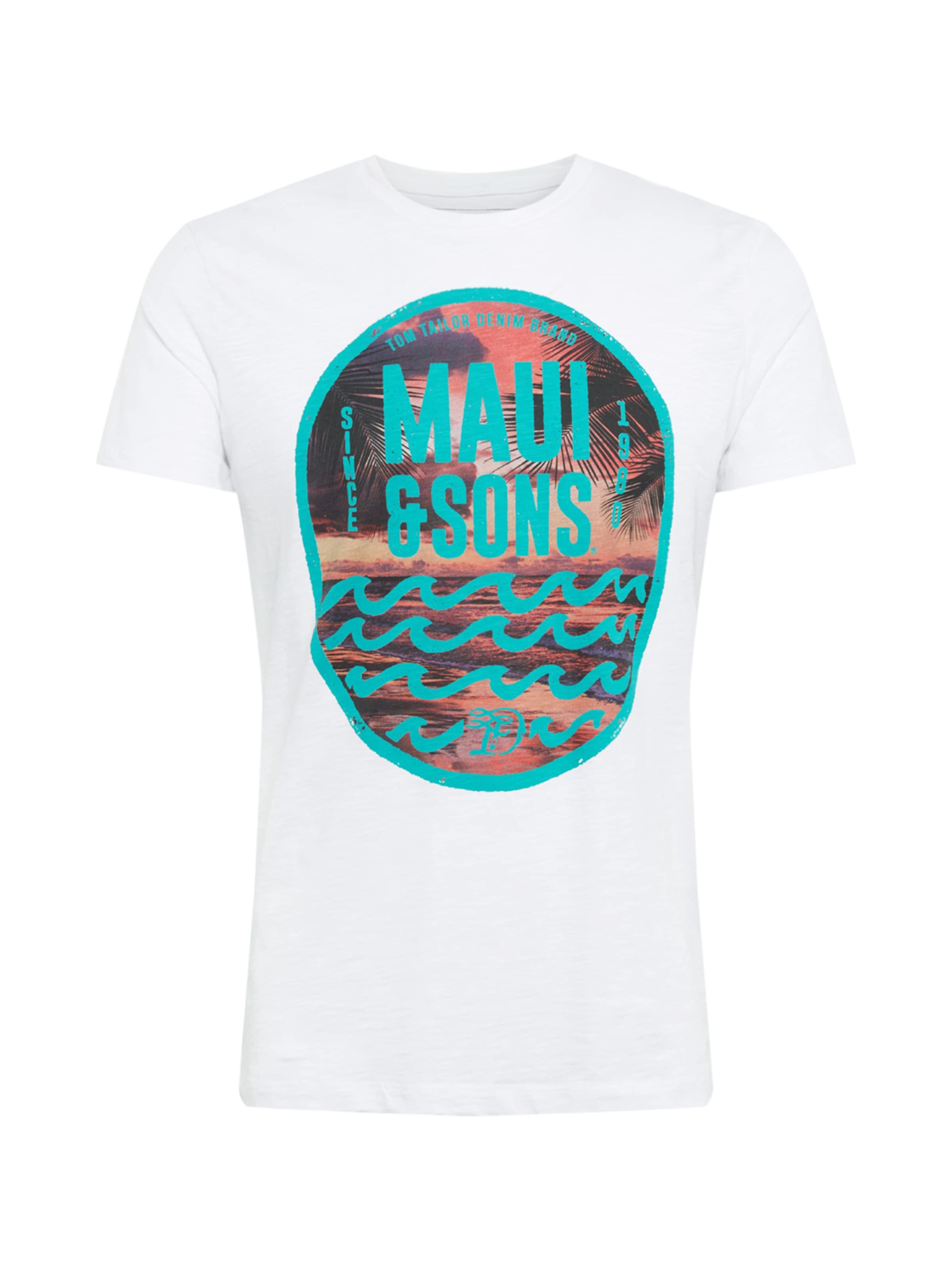 En Tom Mélange shirt CouleursBlanc Tailor Denim T De dCQrExBoeW