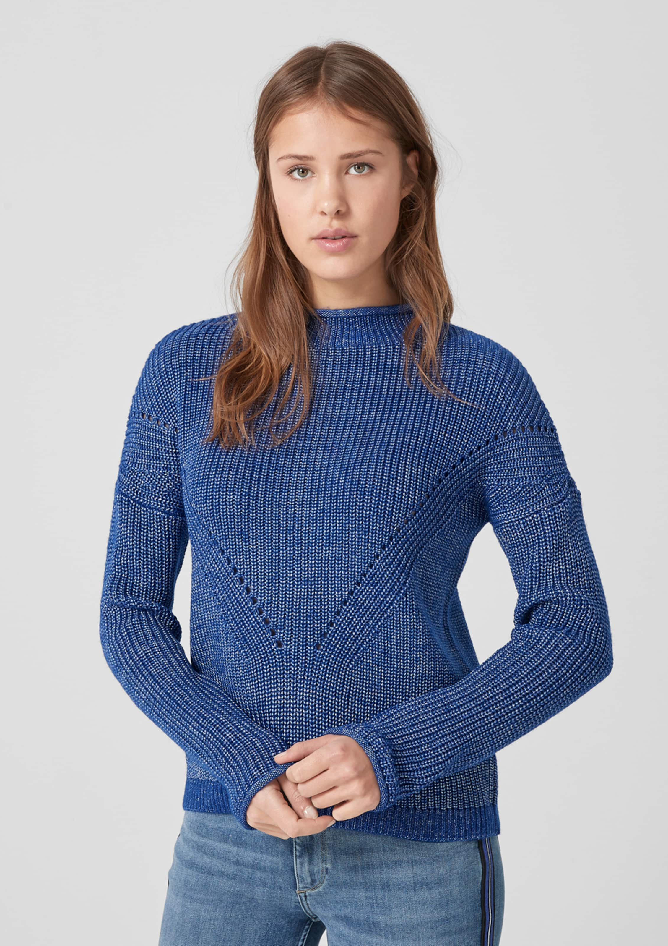 Designed Blau By Pullover In s Q DHYWE2I9