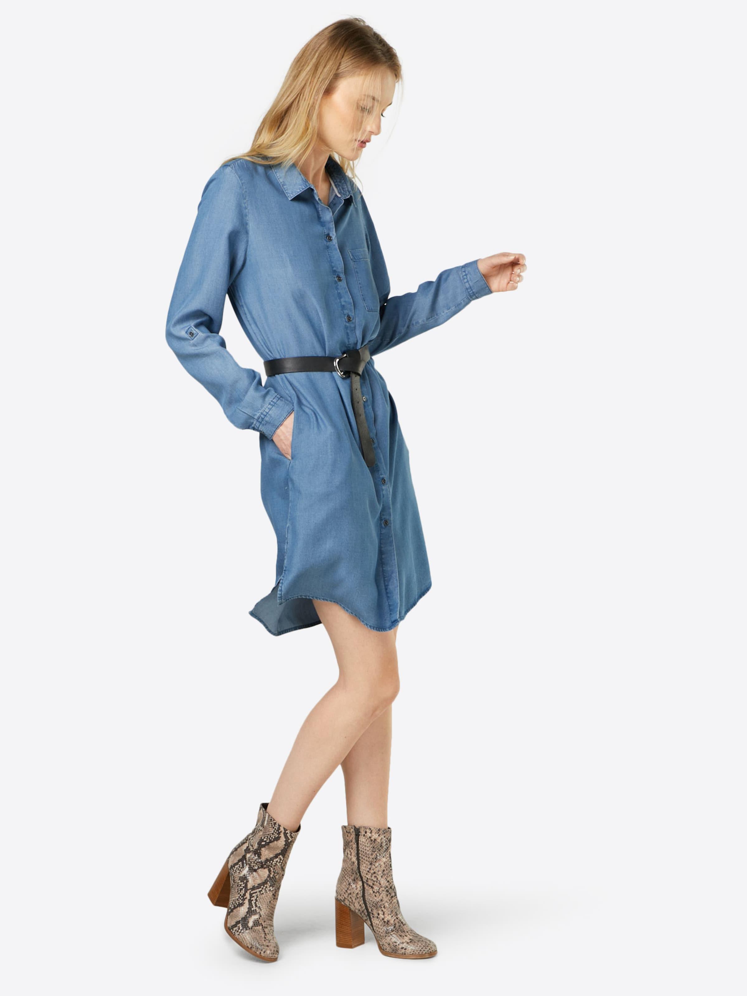 Denim Object chemise Robe En Bleu 6gf7yYb