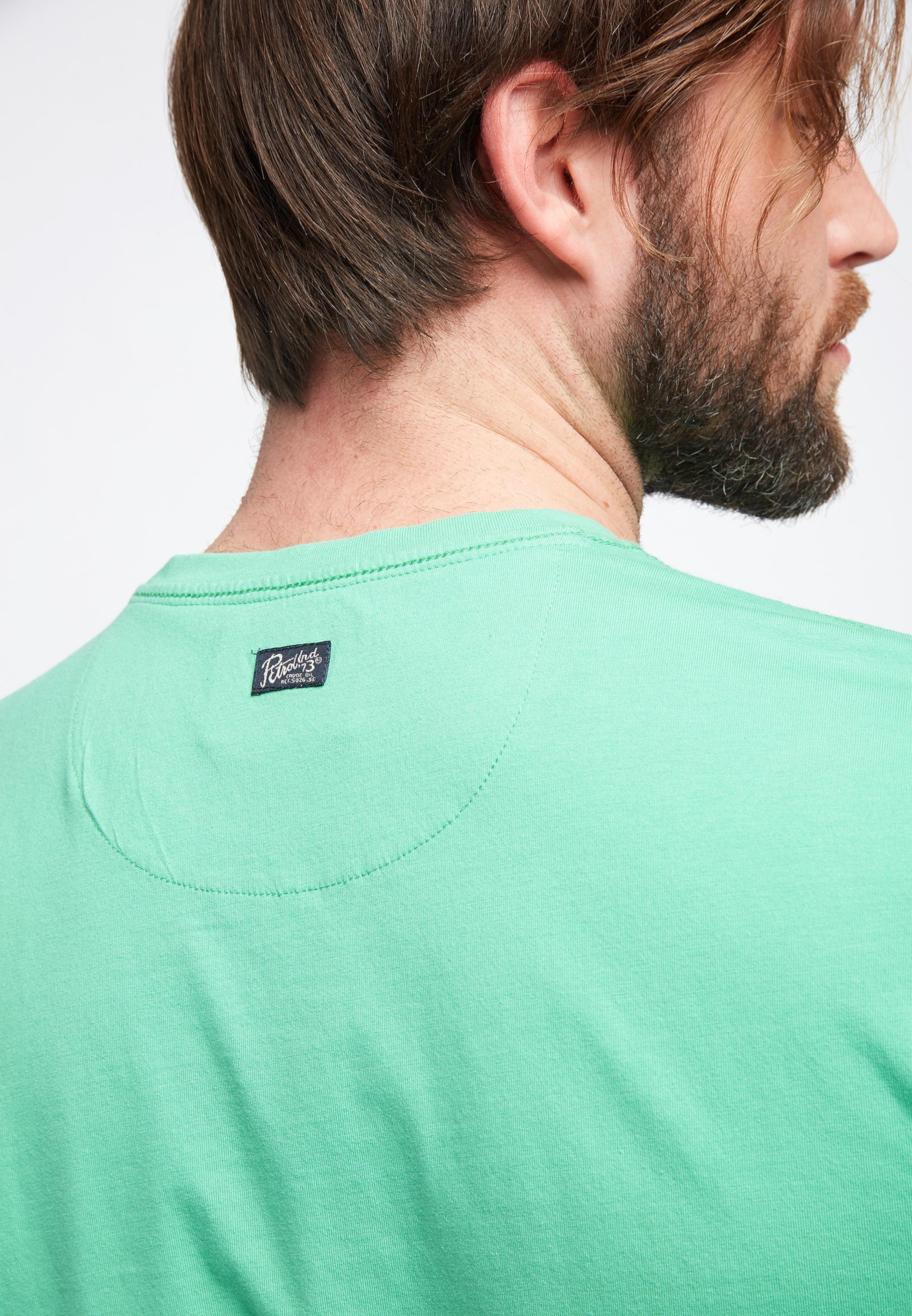 De shirt T Lie Petrol BleuJade Vin Industries En YH9E2IeWD