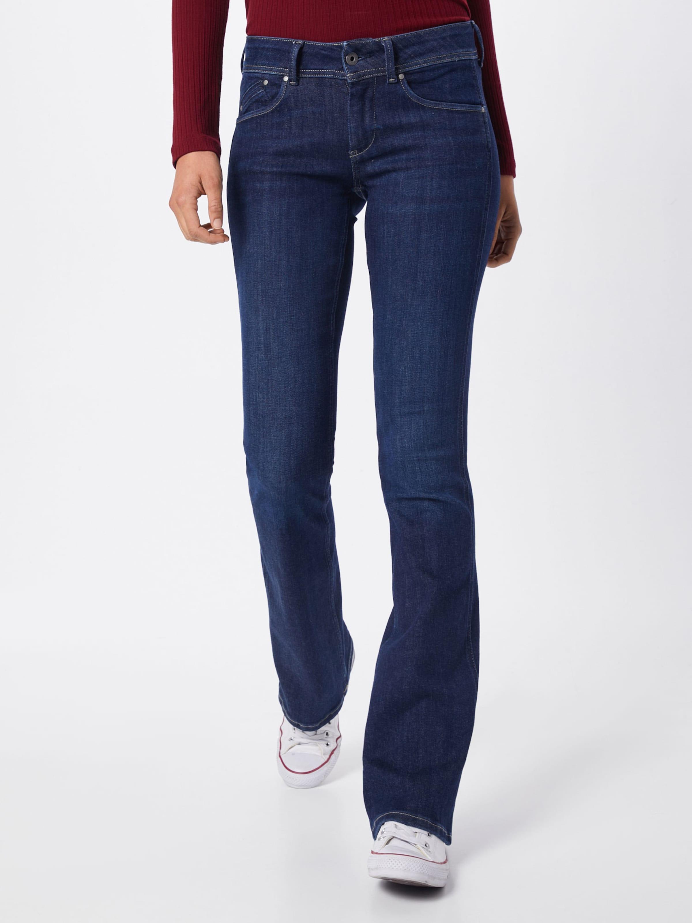 Jeans 'pimlico' Bleu Denim En Jean Pepe MLSGqVpUz