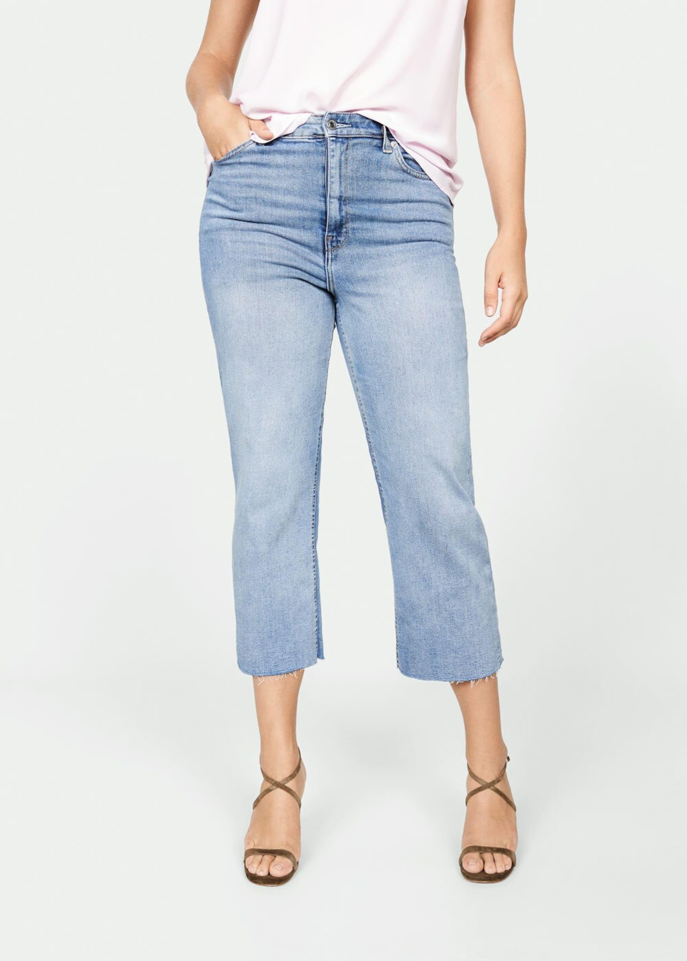 Himmelblau By Jeans In Violeta Mango 'culotte' 3TFu1JlKc