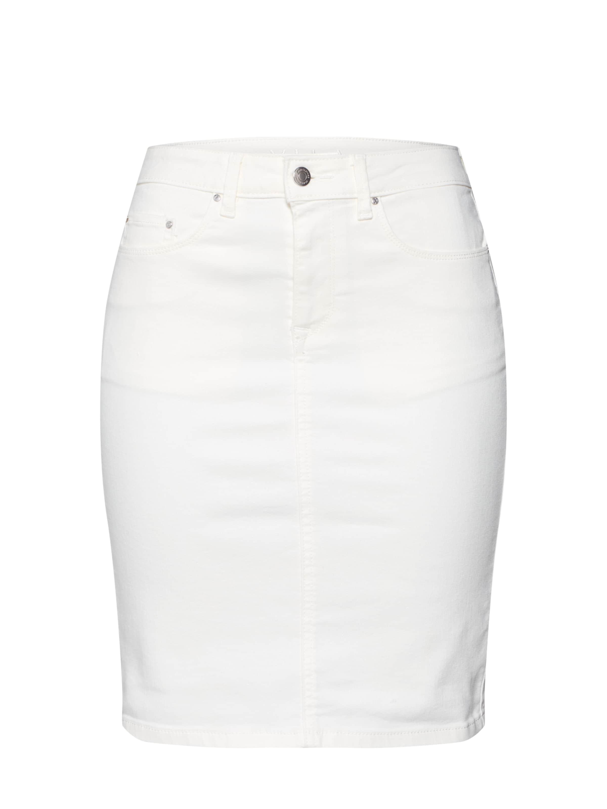 'vicommit Felicia Vila Bleu En Short Denim Jupe Skirt' R5jL4A
