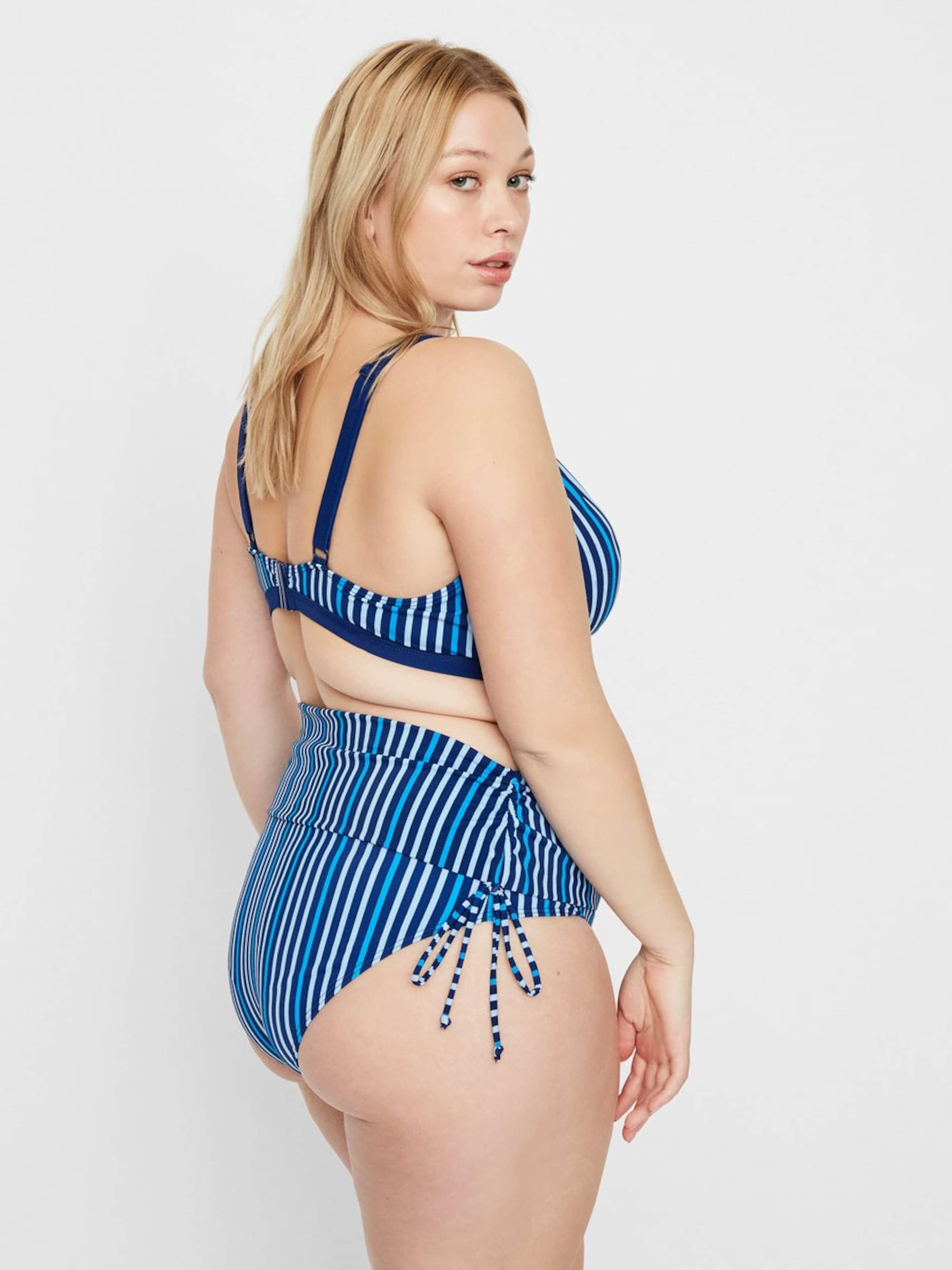 BleuNéon Clair En Hauts De Bikini Junarose WID29HE