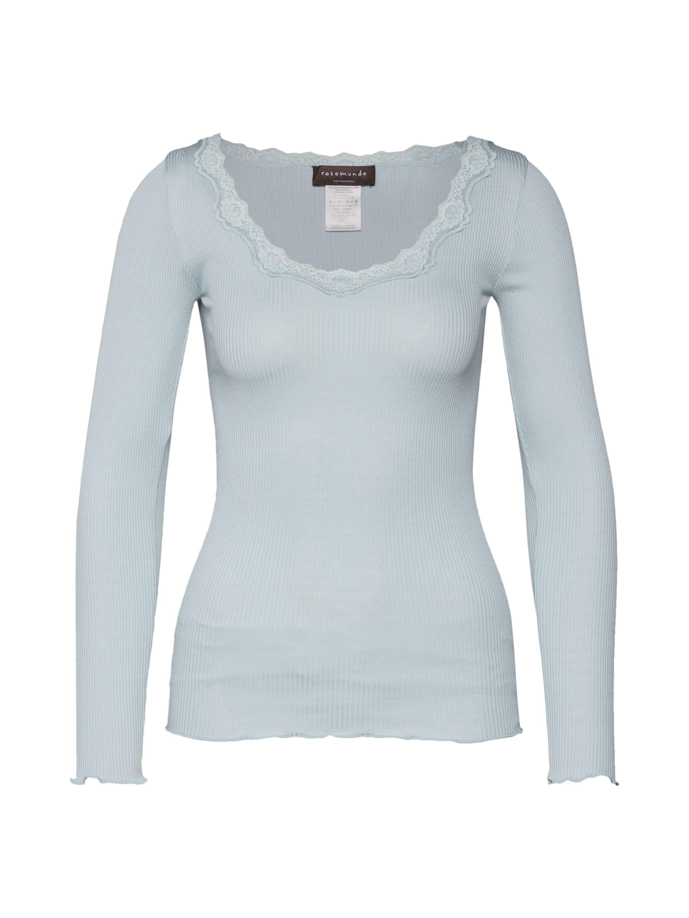 T Gris En shirt Rosemunde Chiné LAR534jq