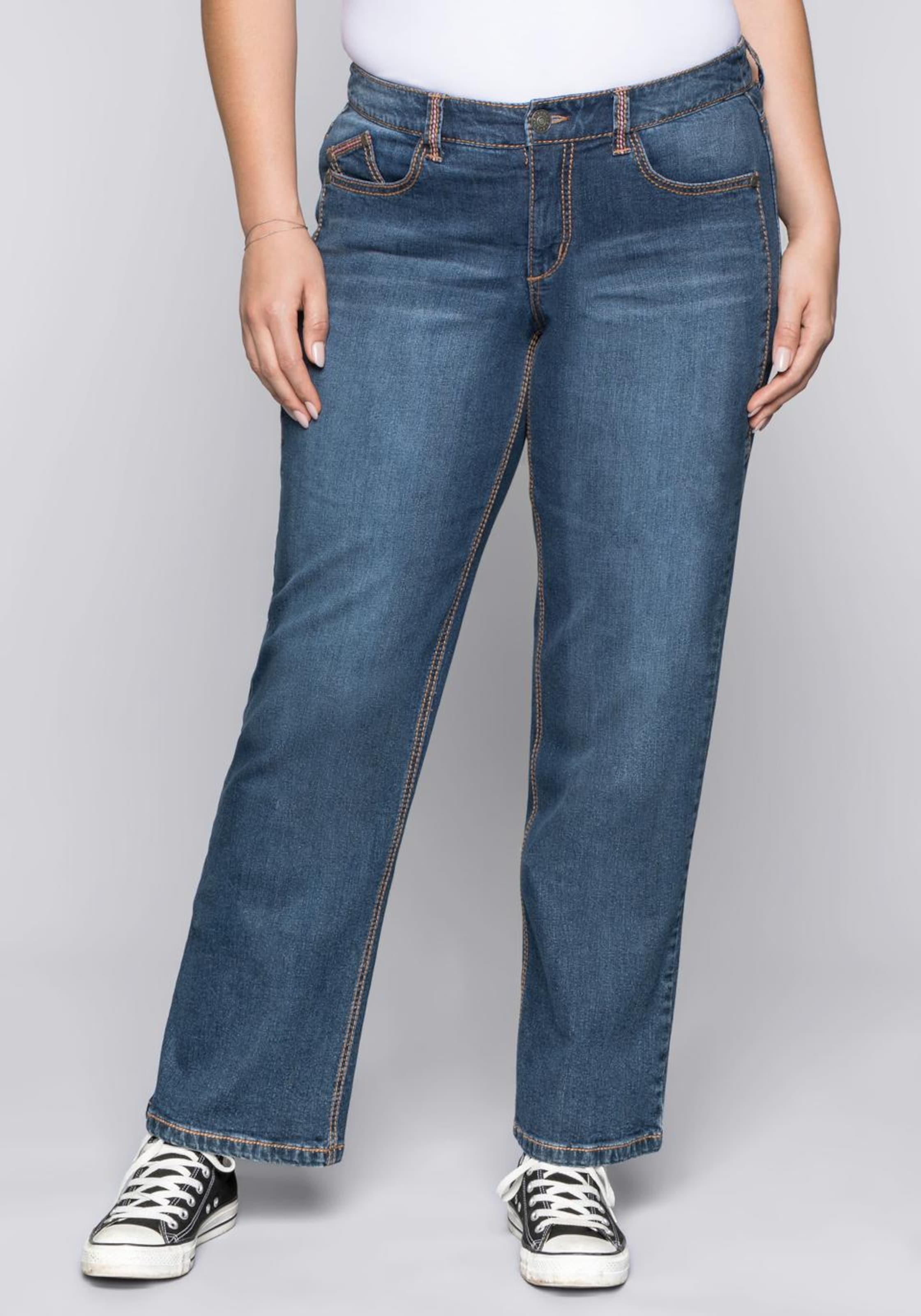 Blue In In Sheego Blue Denim Jeans Sheego Denim Jeans A3R54jL